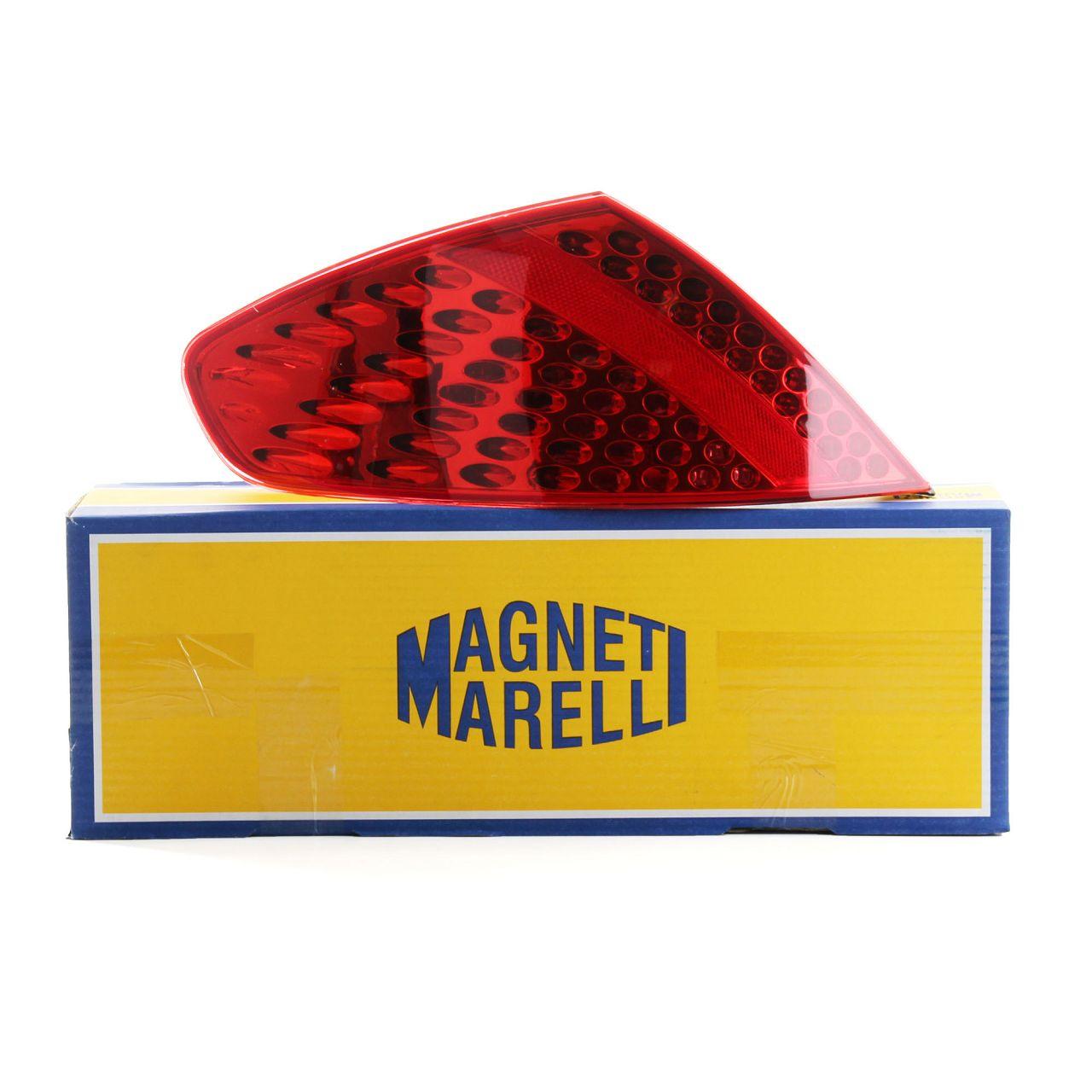 MAGNETI MARELLI Heckleuchte Rückleuchte LED für PEUGEOT 307 CC aussen links