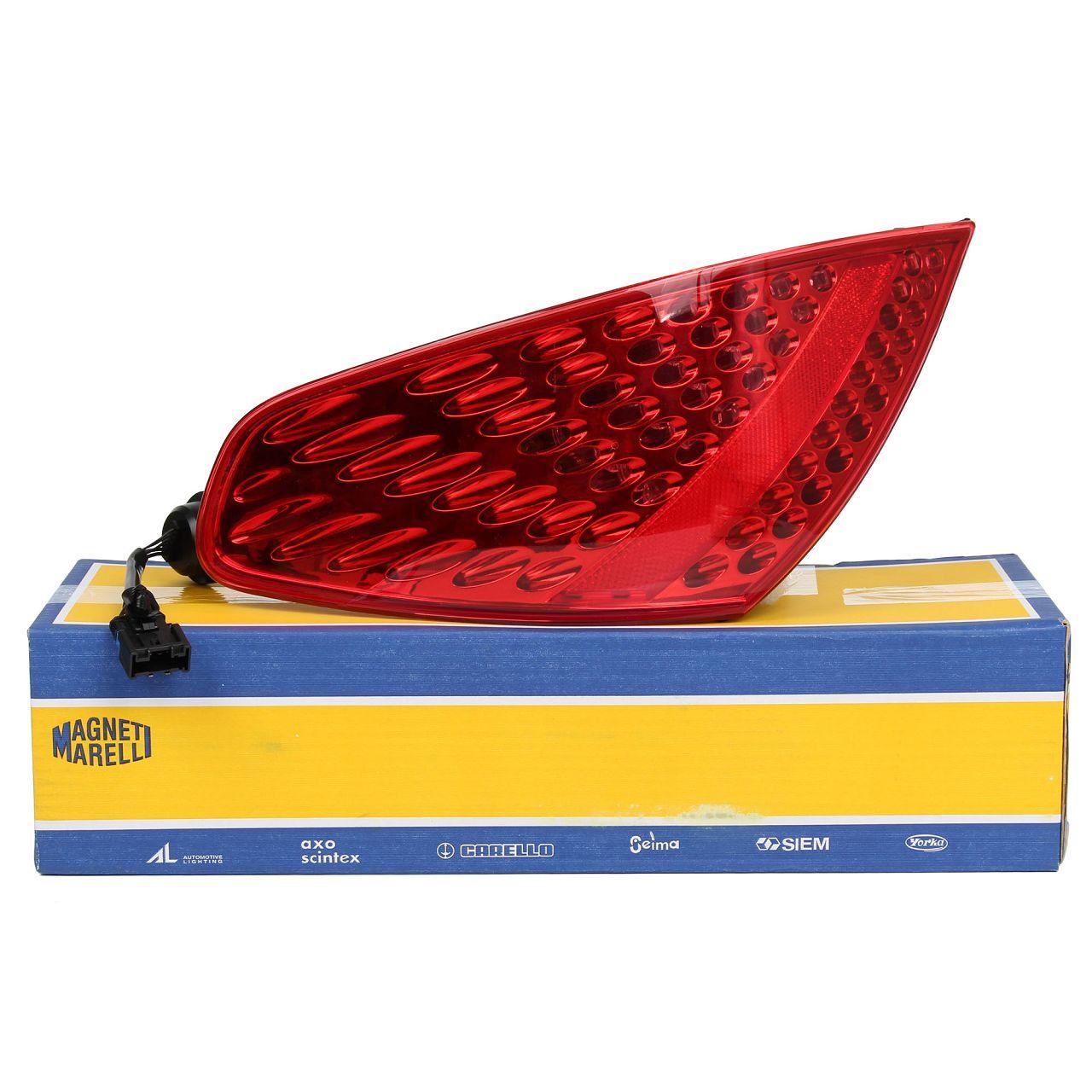 MAGNETI MARELLI Heckleuchte Rückleuchte LED für PEUGEOT 307 CC aussen rechts