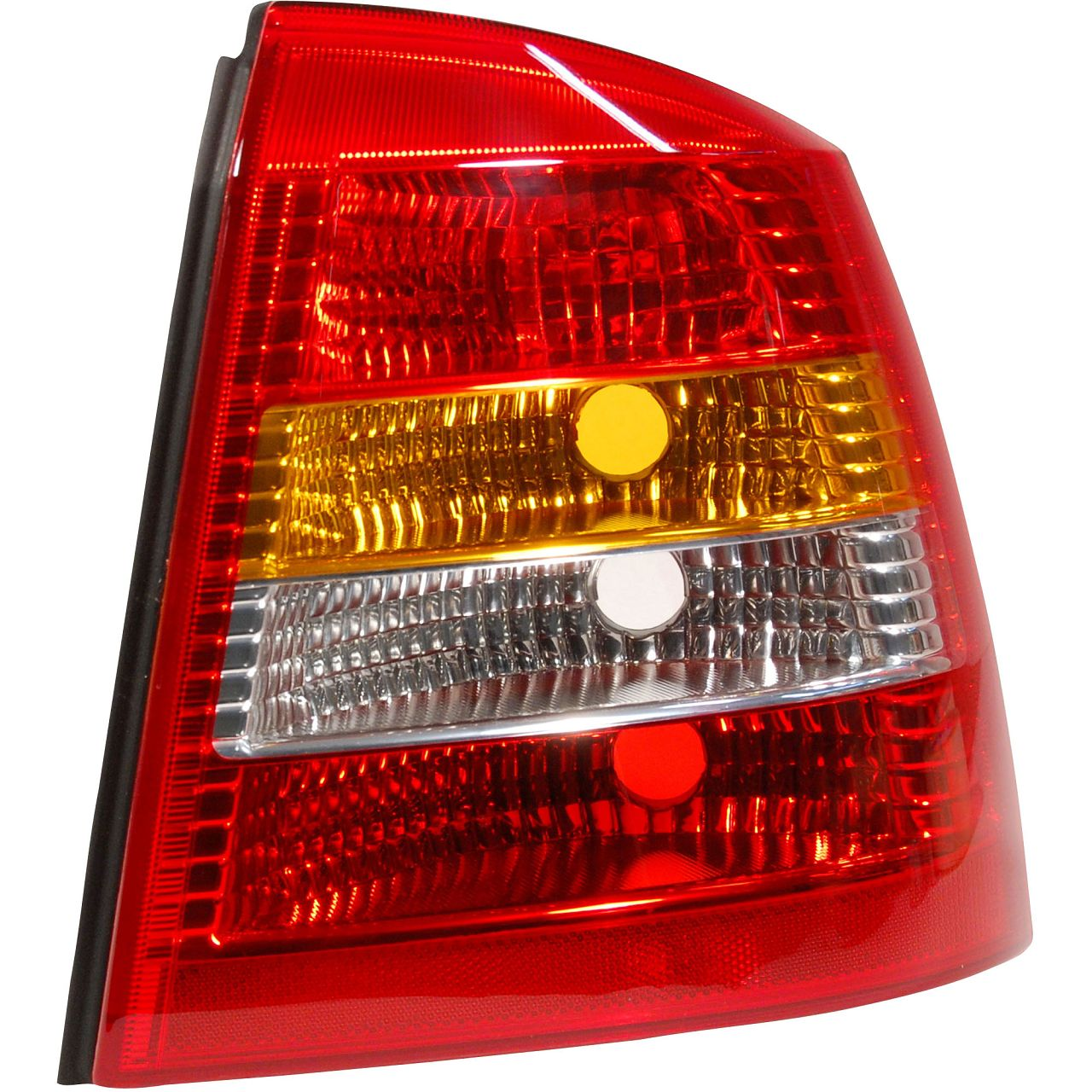 MAGNETI MARELLI Heckleuchte Rückleuchte Gelb Rot OPEL Astra G CC rechts 9117404