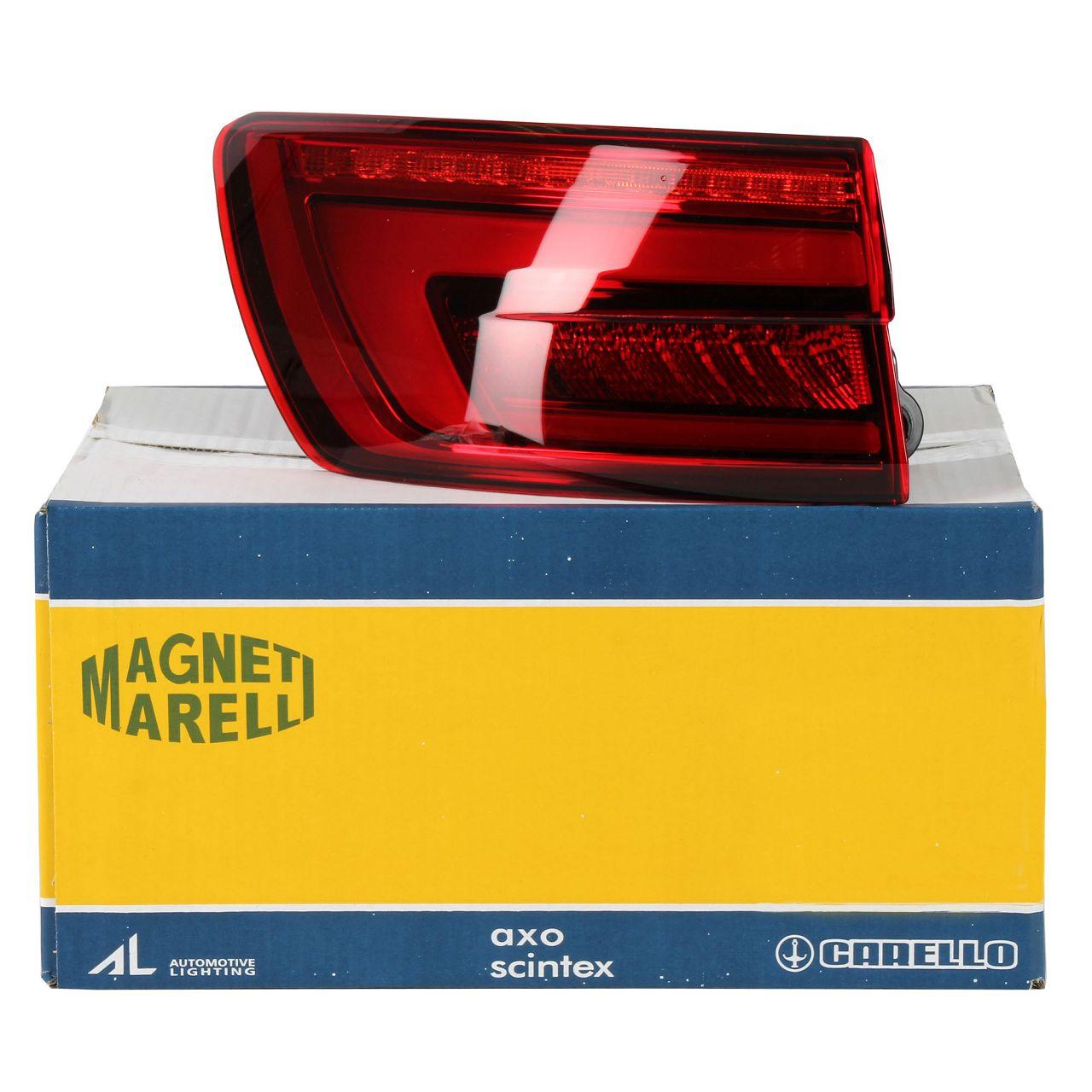 MAGNETI MARELLI Heckleuchte LED für AUDI A4 AVANT (8W5 B9) AUSSEN LINKS