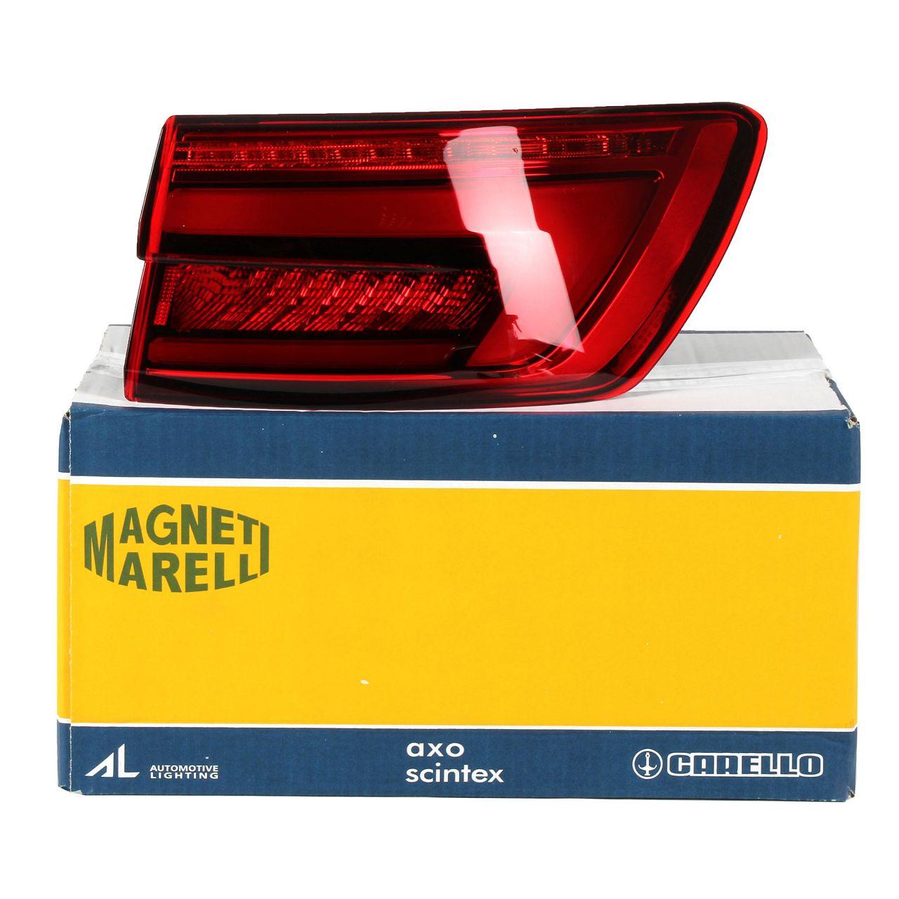 MAGNETI MARELLI Heckleuchte LED für AUDI A4 AVANT (8W5 B9) AUSSEN RECHTS