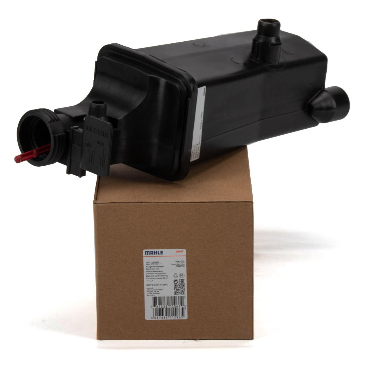 MAHLE Ausgleichsbehälter Kühlwasserbehälter BMW 3er E46 316-330 X3 E38 X5 E53 17137573781