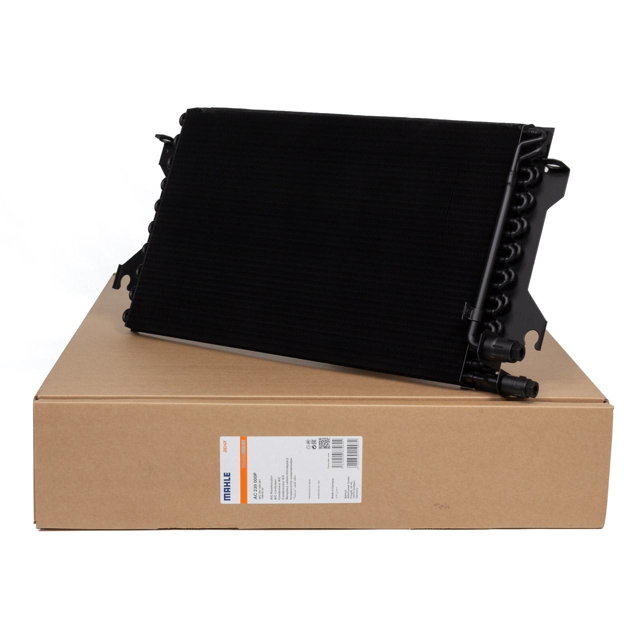 MAHLE AC239000P Kondensator Klimaanlage PORSCHE 944 + 968 vorne 94457301105