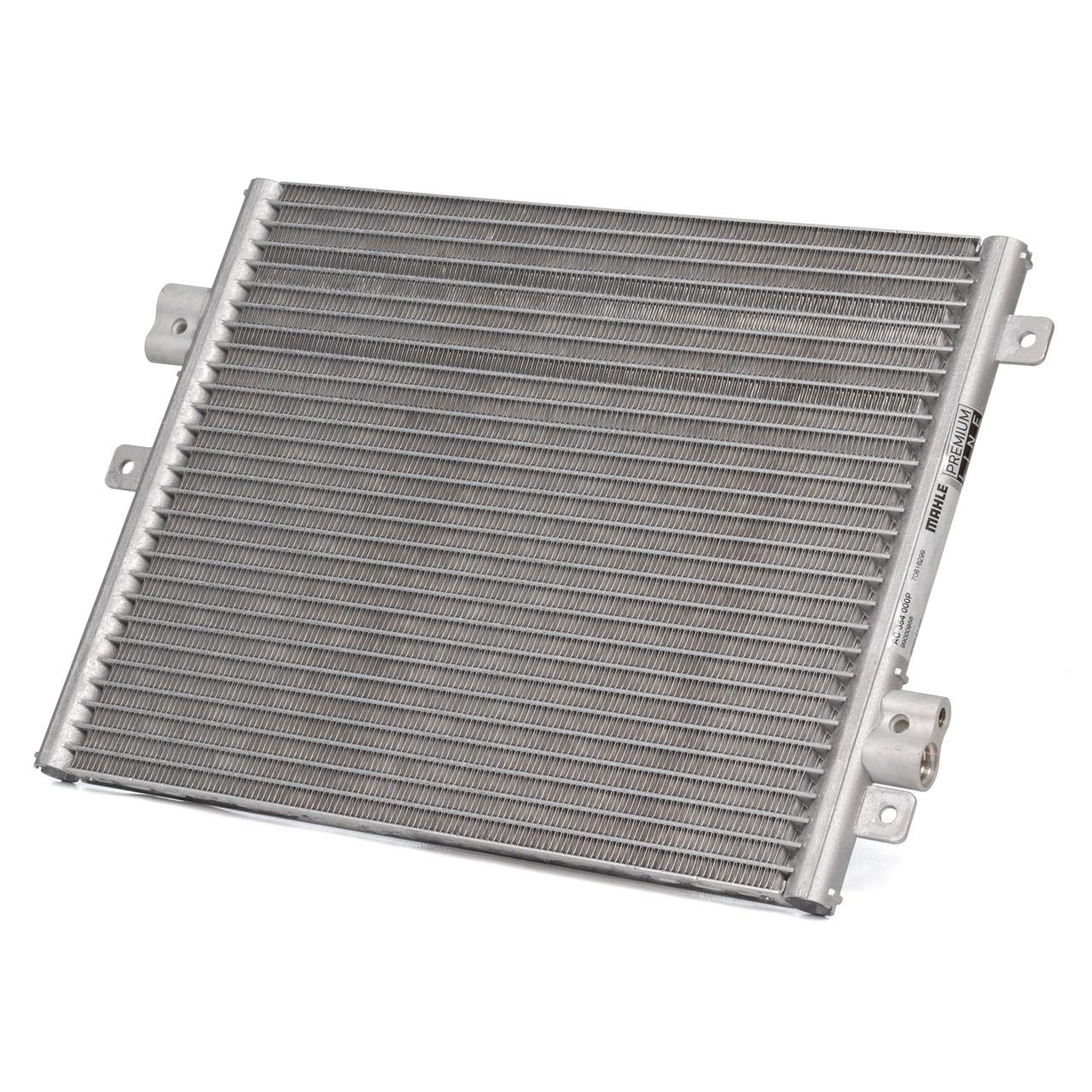 MAHLE Kondensator Klimaanlage PORSCHE 996 997 Boxster Cayman (987) vorne 99757391102