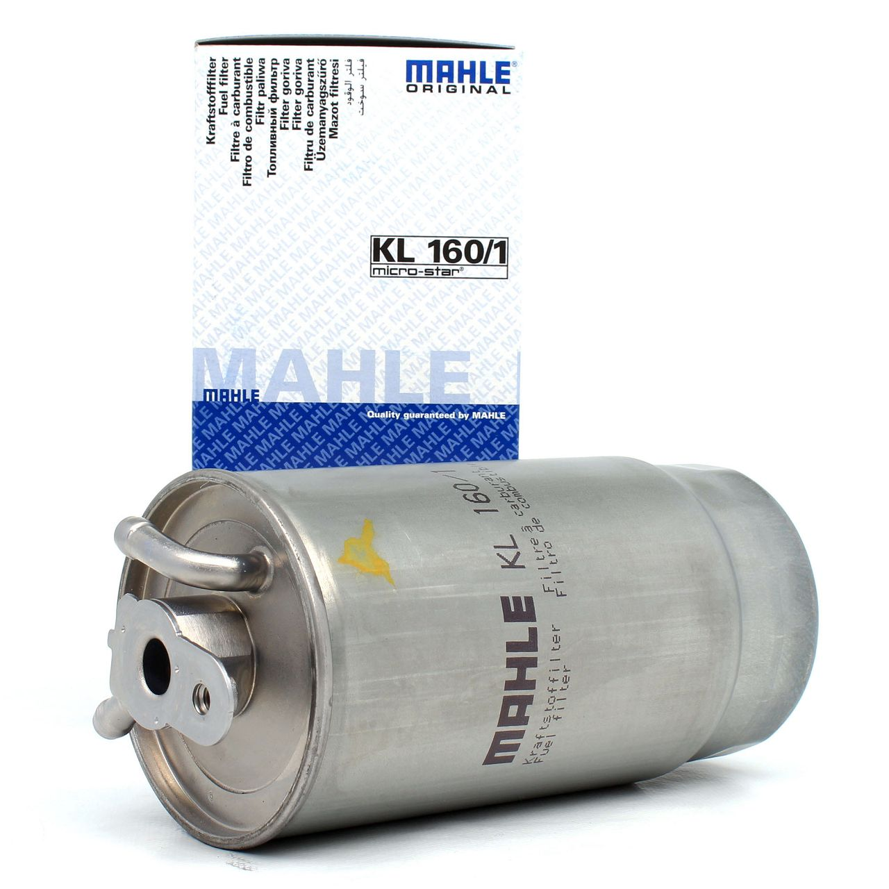 MAHLE Kraftstofffilter Dieselfilter KL160/1 BMW E46 330d / 5er E39 520-530d / X5