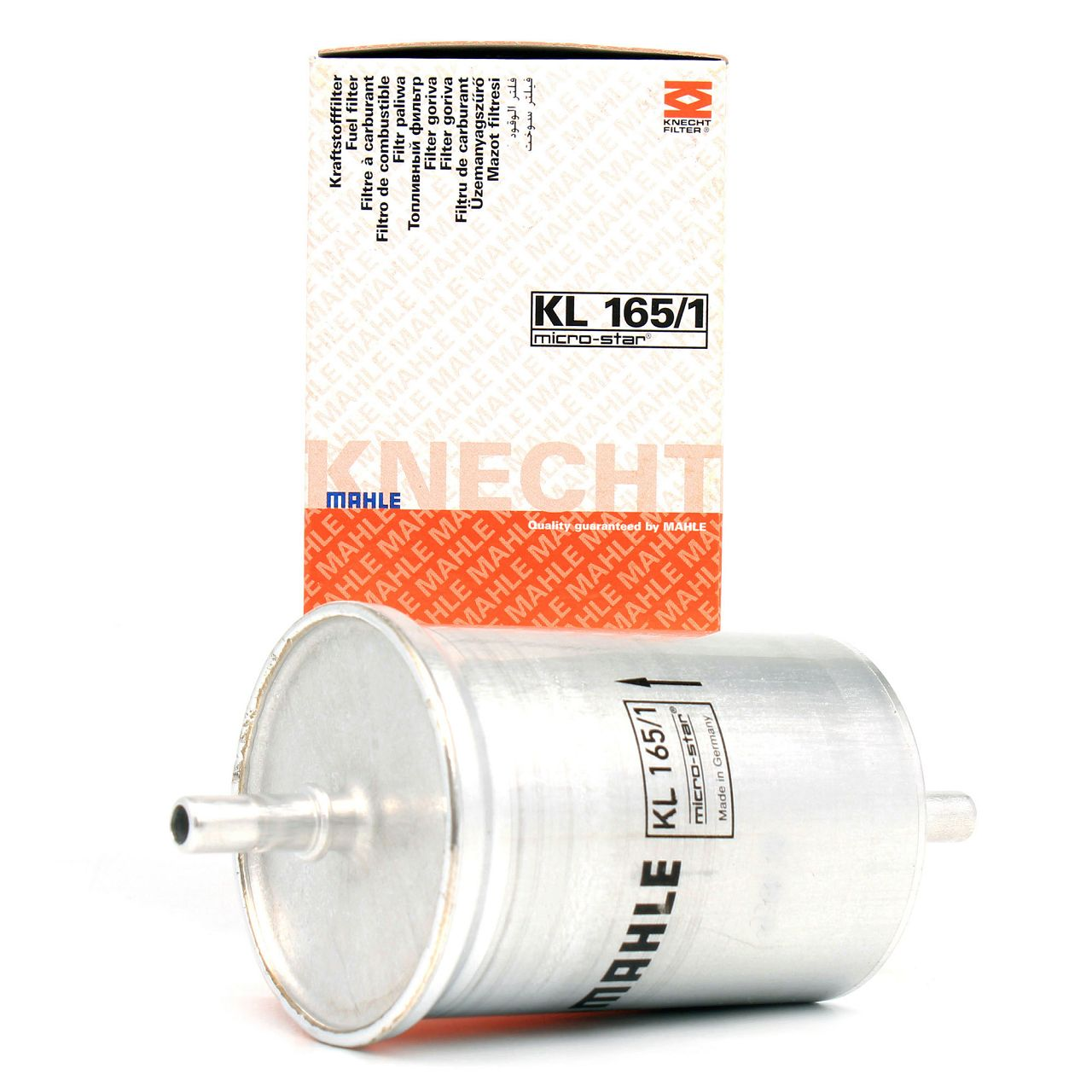 KNECHT / MAHLE Kraftstofffilter Dieselfilter für Smart Fortwo 0.8CDI KL165/1