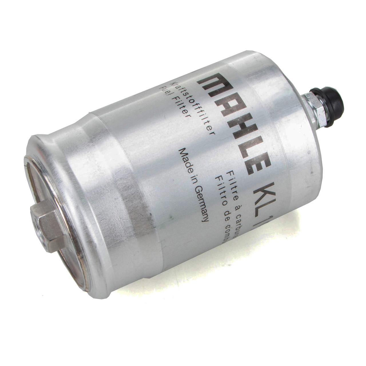 MAHLE KL19 Kraftstofffilter Benzin PORSCHE 911 3.0 Turbo 260 PS 1975-1977 93011013900