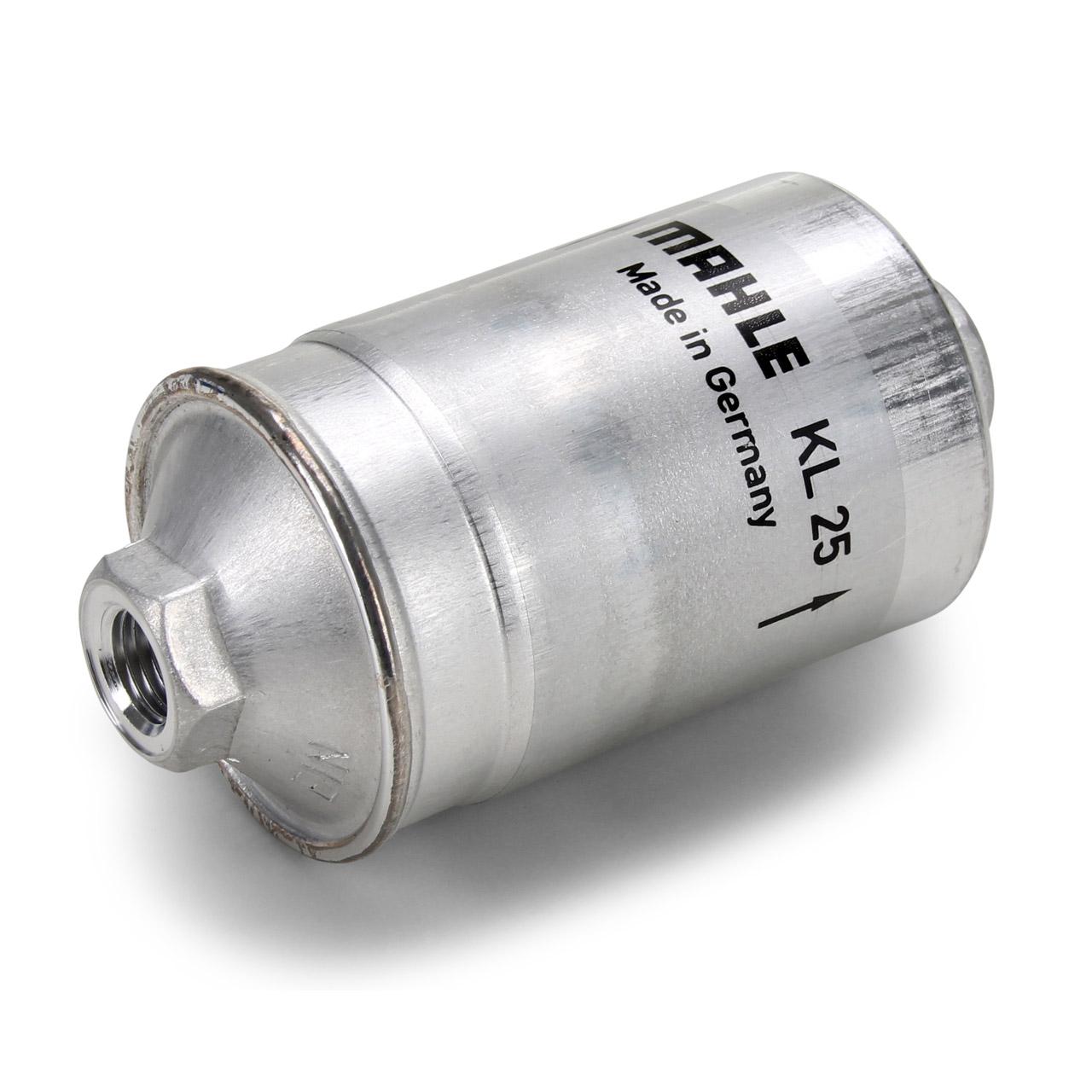 KNECHT / MAHLE KL25 Kraftstofffilter für PORSCHE 911 2.7 / 3.0 Carrera + 924 2.0