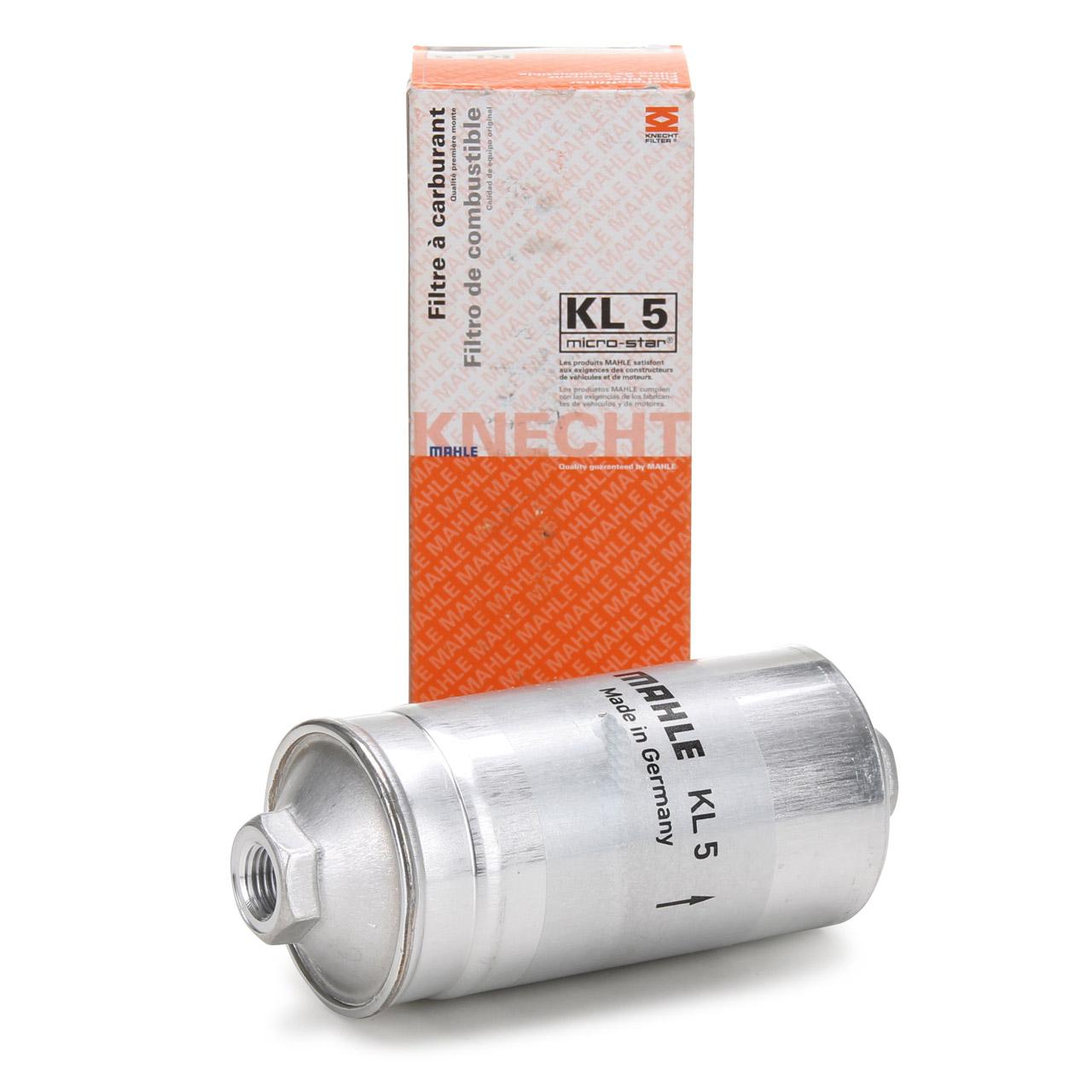 KNECHT KL5 Kraftstofffilter Benzinfilter PORSCHE 911 TARGA 2.2 E / S 924 2.0