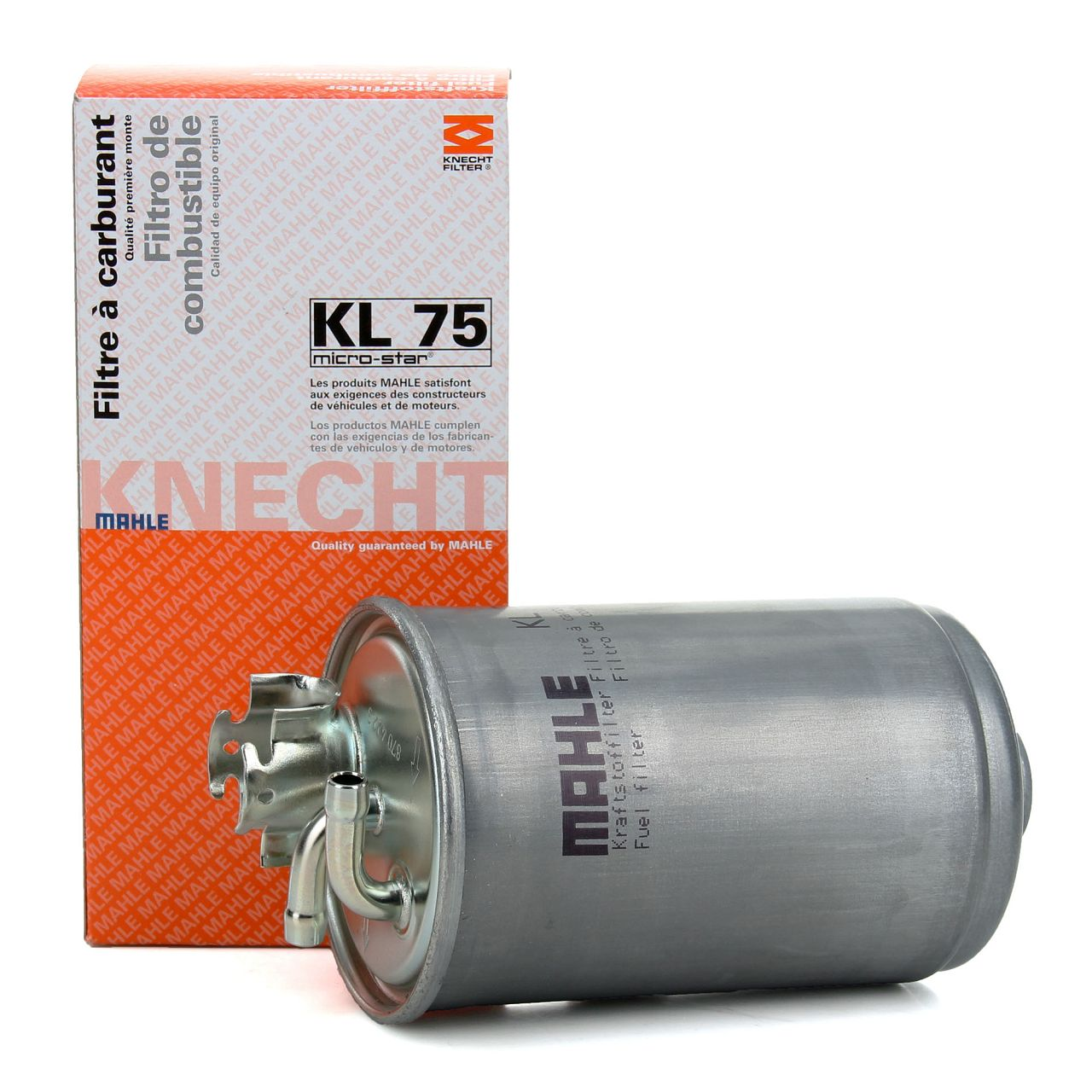 KNECHT / MAHLE Kraftstofffilter Dieselfilter für Seat Ibiza VW Golf 2 3 4 Polo