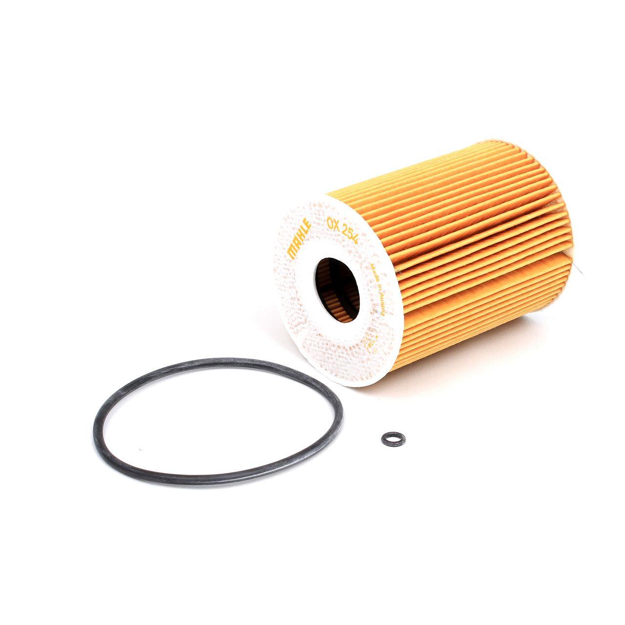 Inspektionskit Filterset MERCEDES-BENZ E-Klasse W211 E 420 CDI 314 PS OM629