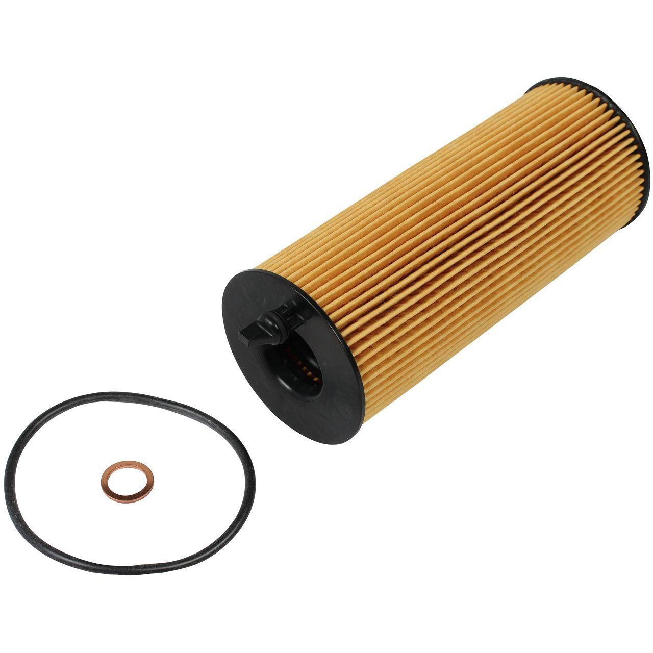 Inspektionskit Filterpaket Filterset für BMW 5er E60 E61 520d 163/177 PS