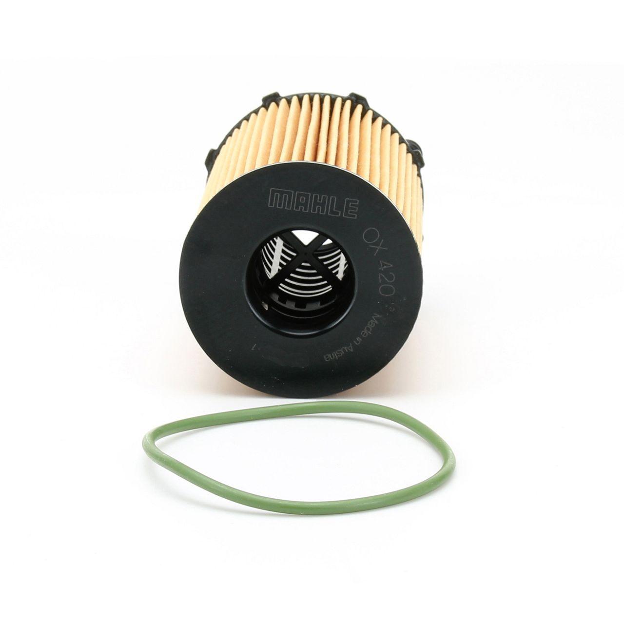 Inspektionskit Filterpaket Filterset für Audi A6 A7 (4G C7) 3.0TDI 204-326 PS