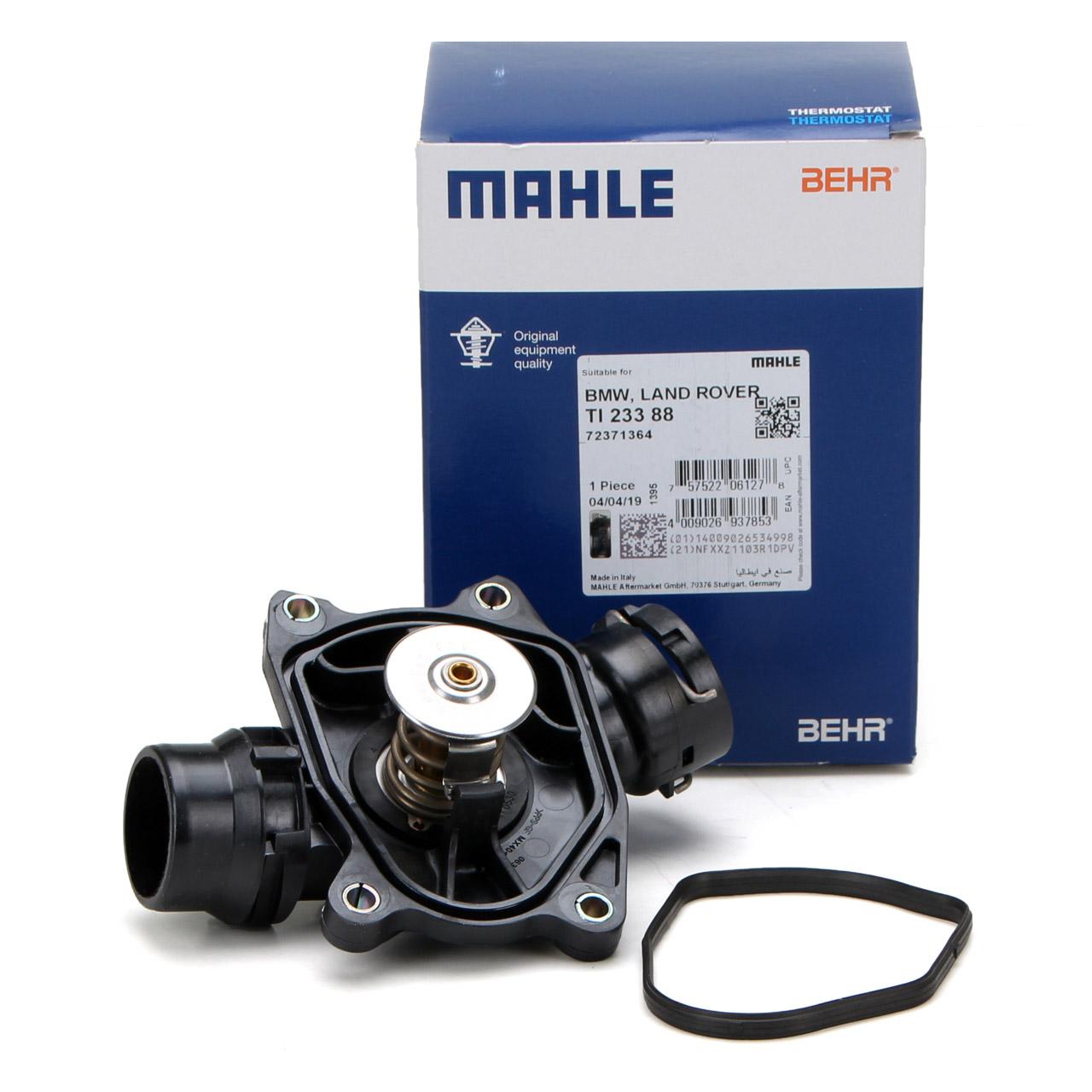 BEHR MAHLE TI23388 Thermostat für BMW E46 330d E39 525-530d E38 730d X5 E53 3.0d
