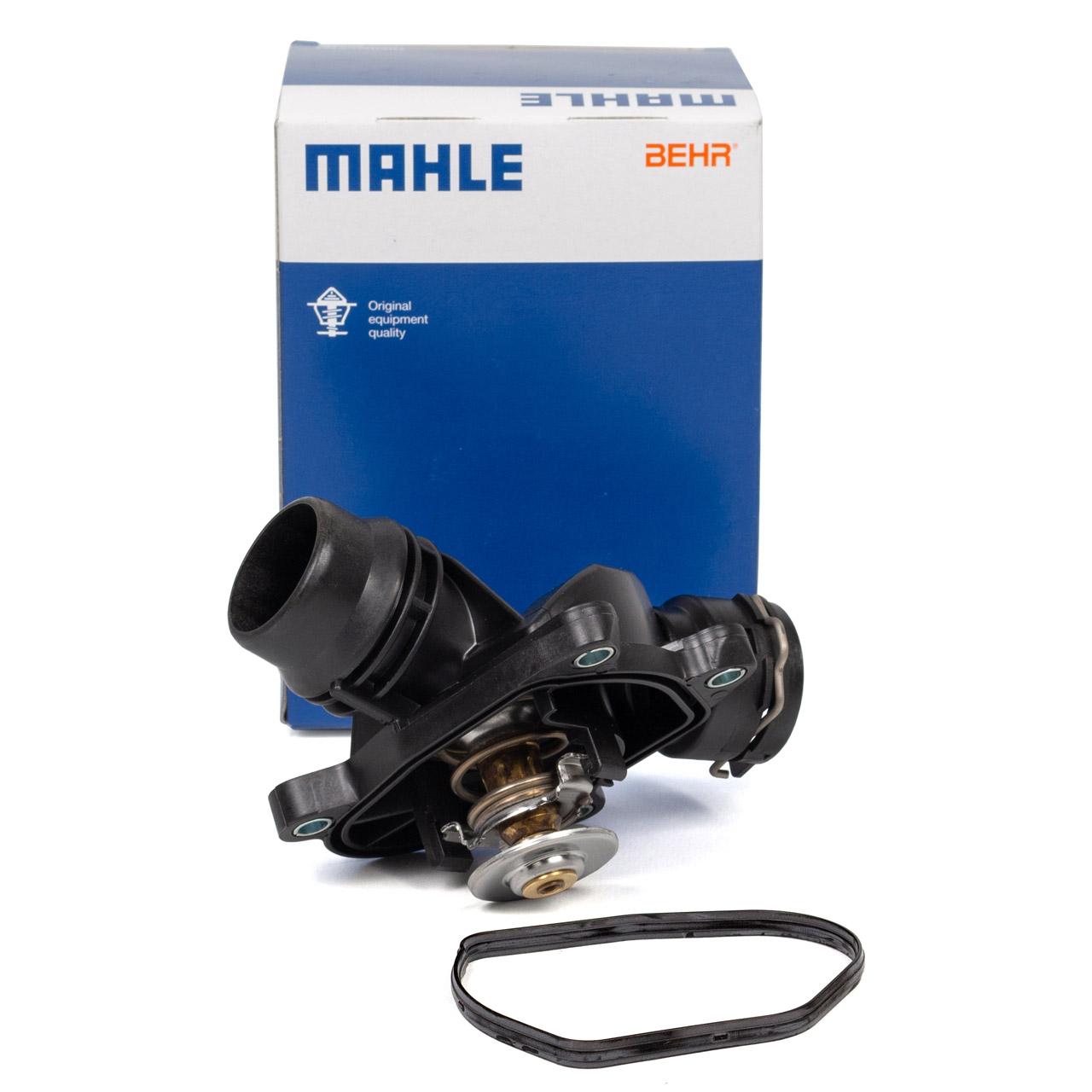 BEHR MAHLE TI23488 Thermostat + Gehäuse BMW E46 E90-93 E60 E61 X3 X5 N47 M47 M57