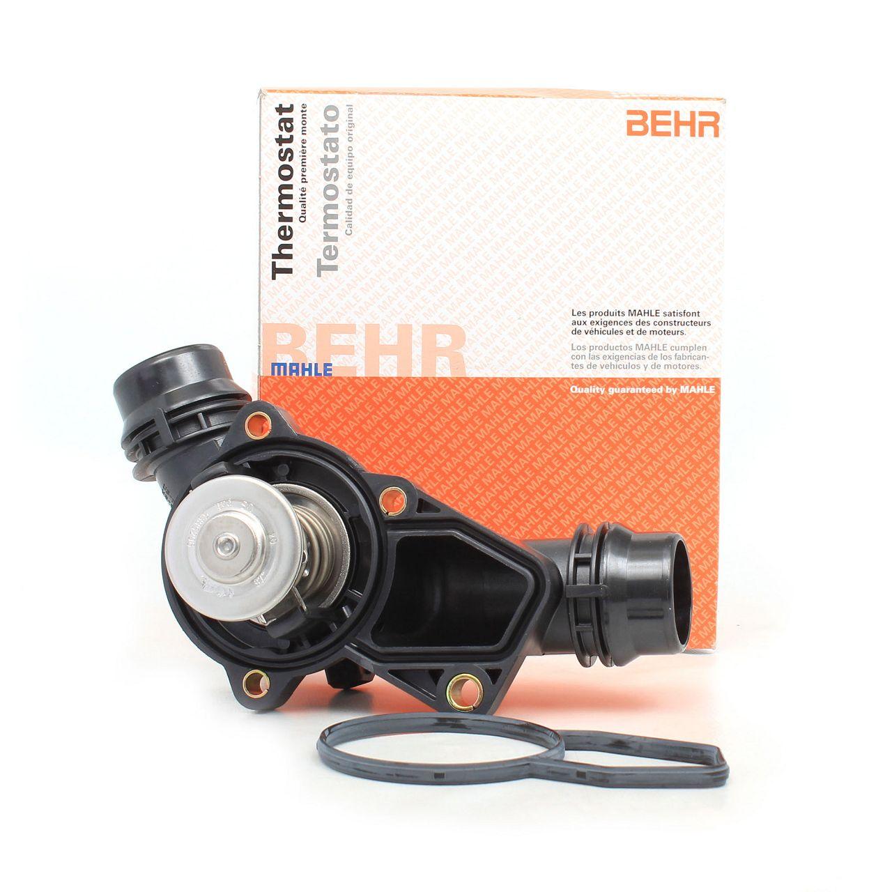BEHR MAHLE Thermostat BMW E36 E46 E39 E60 E61 E38 E65-67 X3 X5 Z3 Z4 M50 M52 M54