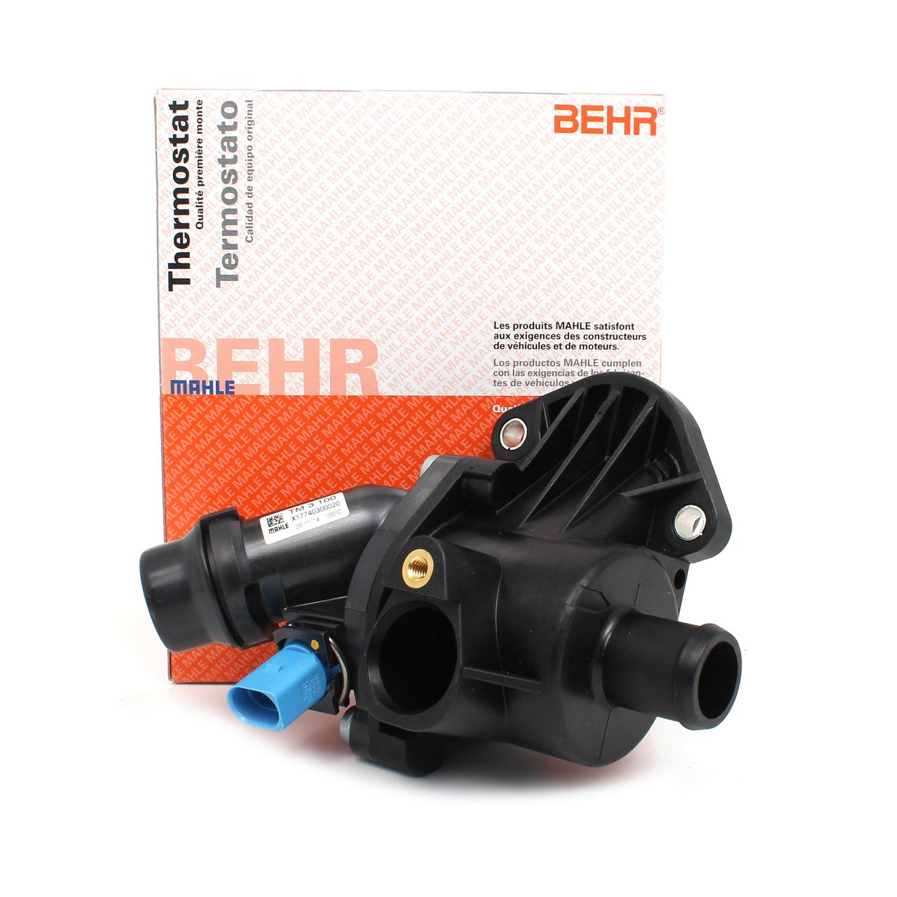 BEHR TM3100 Thermostat VW Passat (3B3 3B6 B5) 2.0 AUDI A4 (B5 B6 B7) A6 (C5) 1.8 T 2.0