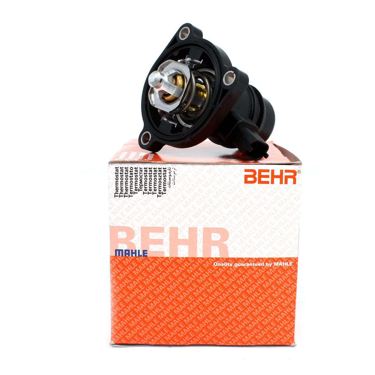 BEHR MAHLE Thermostat TM37103 für Opel Adam Astra J Corsa D E Meriva B 1.0 - 1.4