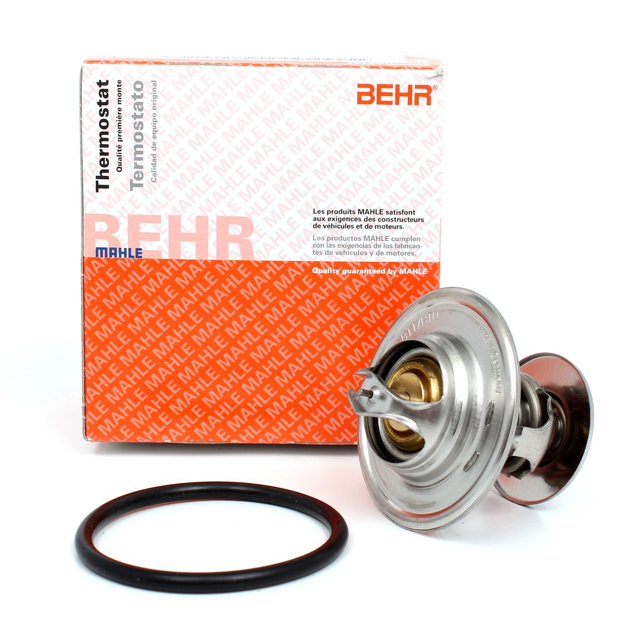 BEHR MAHLE TX1587D Thermostat 87°C AUDI 80 A3 A4 SEAT SKODA VW Golf Polo T3 T4