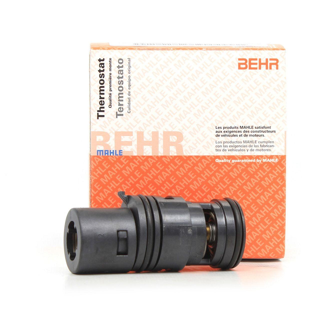 BEHR MAHLE TO780 Thermostat Ölthermostat für BMW E46 316-330i X3 E83 X5 E53 Z4