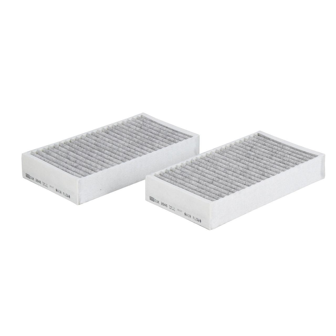 MANN Filterset für MERCEDES X164 320/350CDI + W164 280-350CDI + W251 280-320CDI