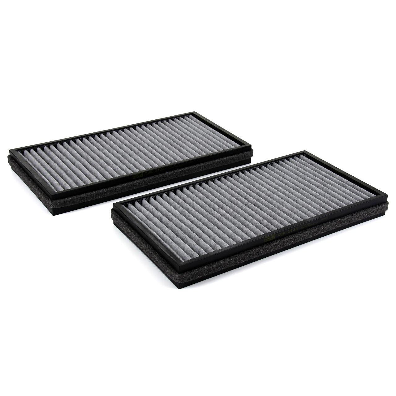MANN Inspektionskit Filterpaket Filterset für BMW 7er E65 E66 E67 730i 231/258PS