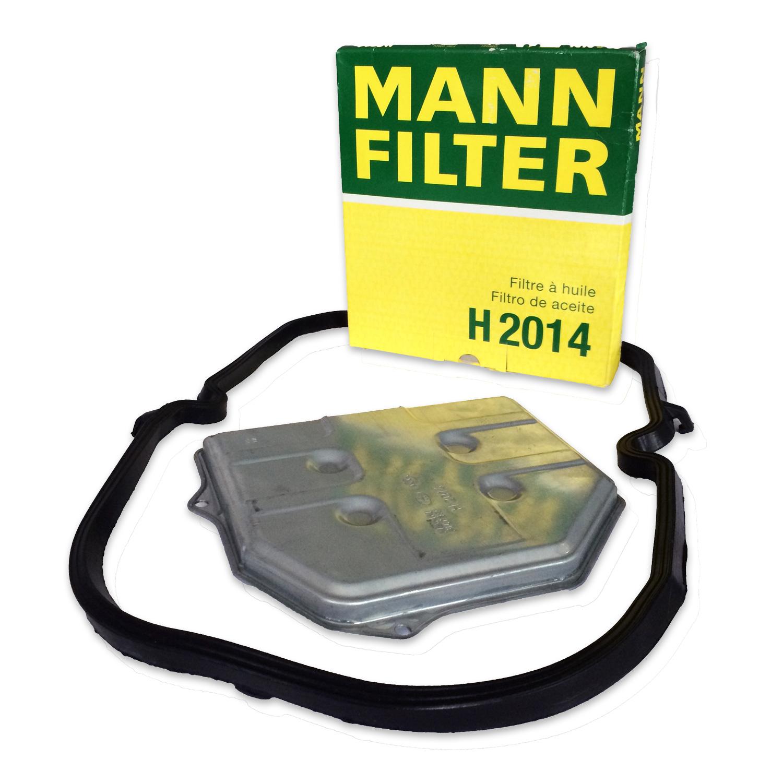 MANN Hydraulikfilter Automatikgetriebe Getriebeölfilter MERCEDES 4-Gang W772.3