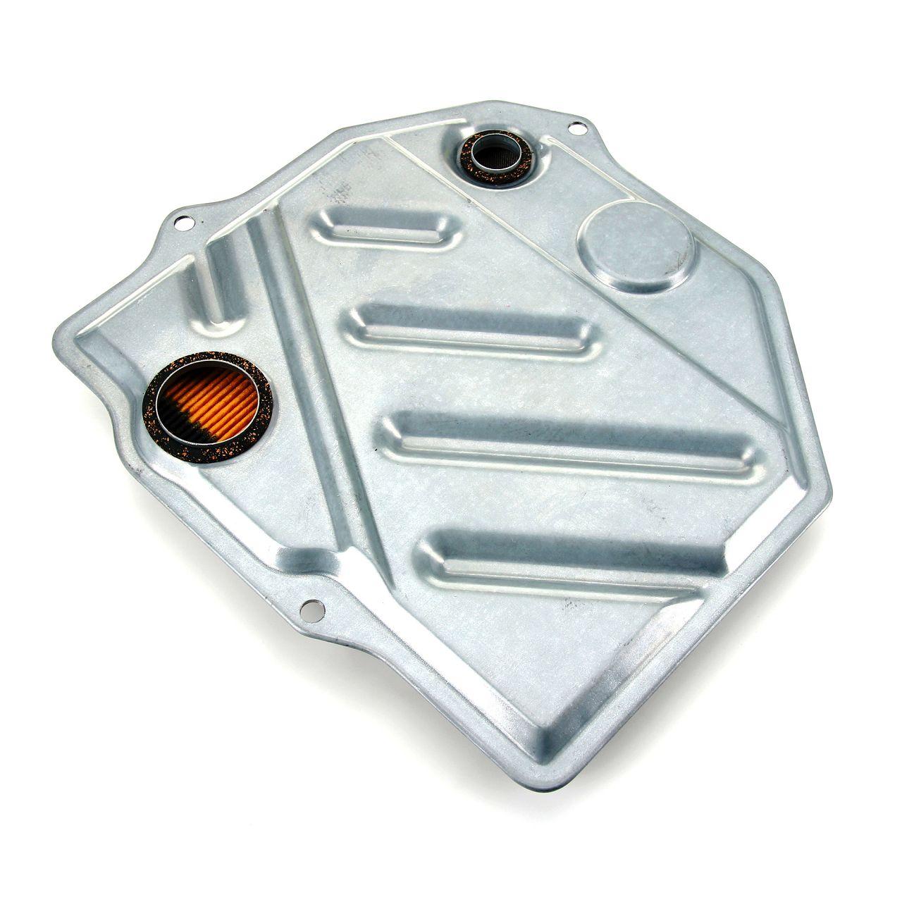 MANN Hydraulikfilter 4-Gang + 5L FUCHS Getriebeöl für MERCEDES W126 R107 W722.3
