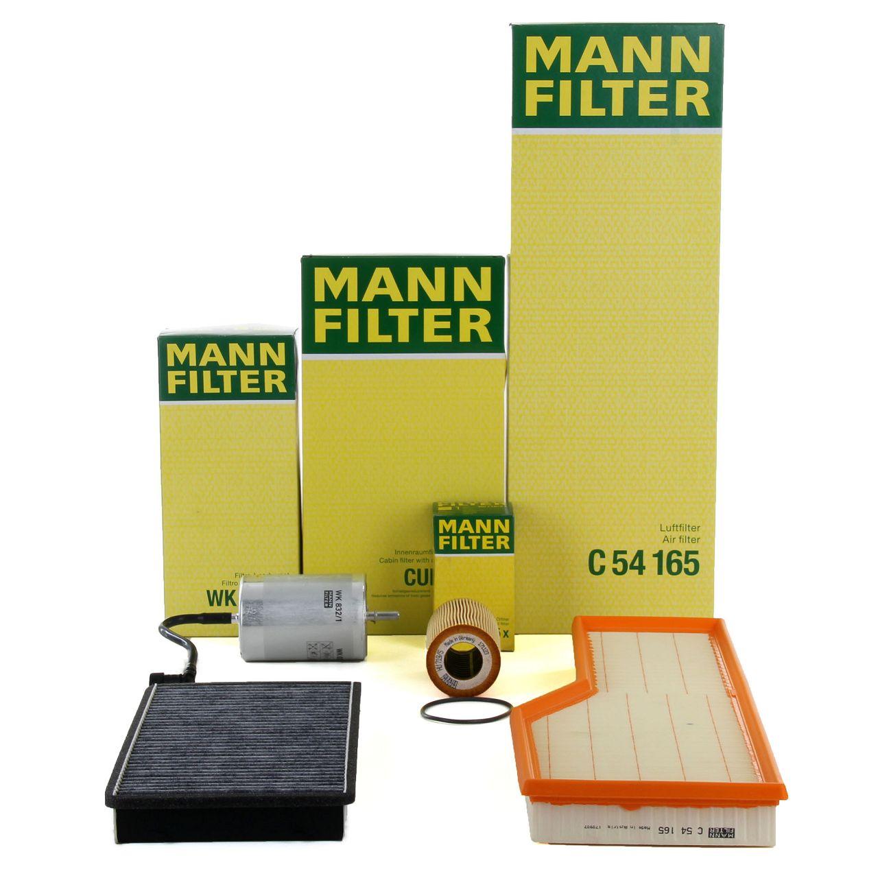 MANN Inspektionskit für PORSCHE 911 (996) 3.4 / 3.6 Carrera / S 301/320/345 PS