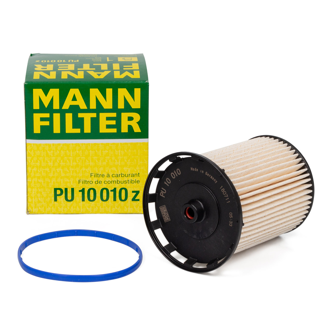 MANN PU10010z Kraftstofffilter Dieselfilter AUDI Q7 3.0 TDI VW TOUAREG 3.0 TDI