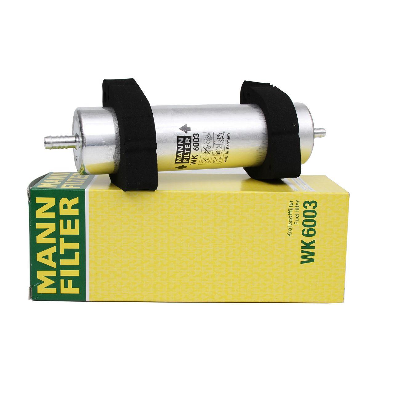 MANN Kraftstofffilter Dieselfilter WK6003 für Audi A4 A5 A6 A8 Q5 Q7 2.0-4.2 TDI