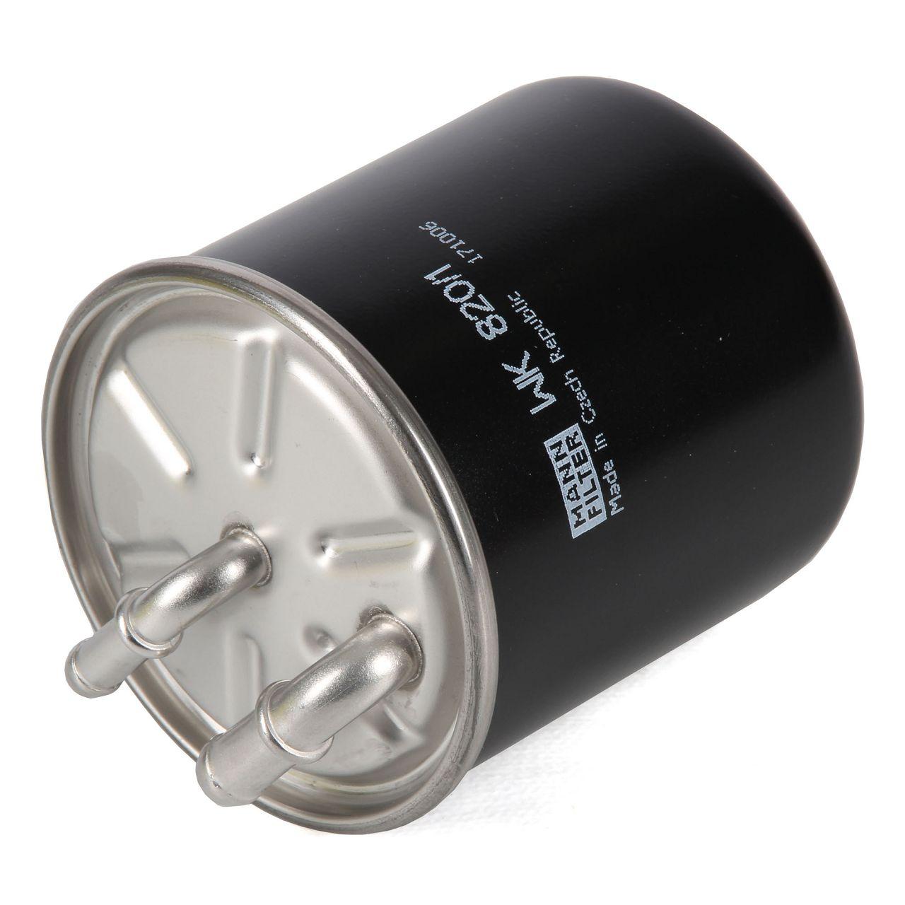 MANN Filterpaket Filterset für MERCEDES G-KLASSE W463 G320CDI 224 PS