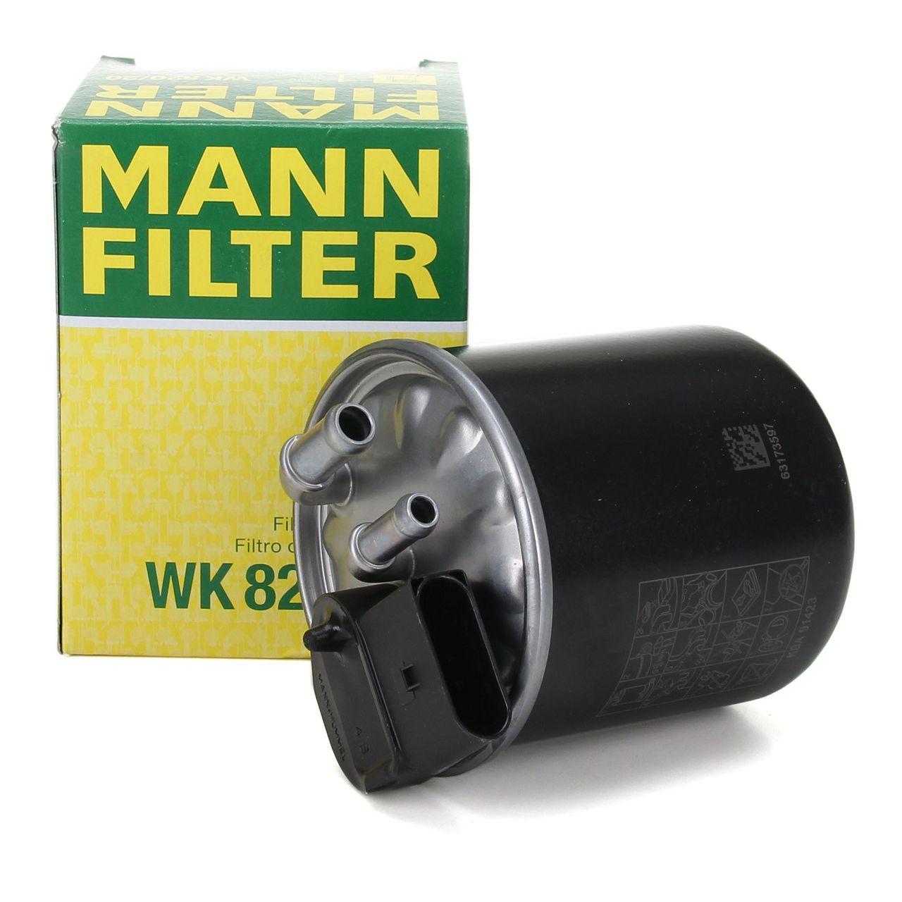 MANN Kraftstofffilter für MERCEDES SPRINTER 907 910 V-KLASSE VITO W447