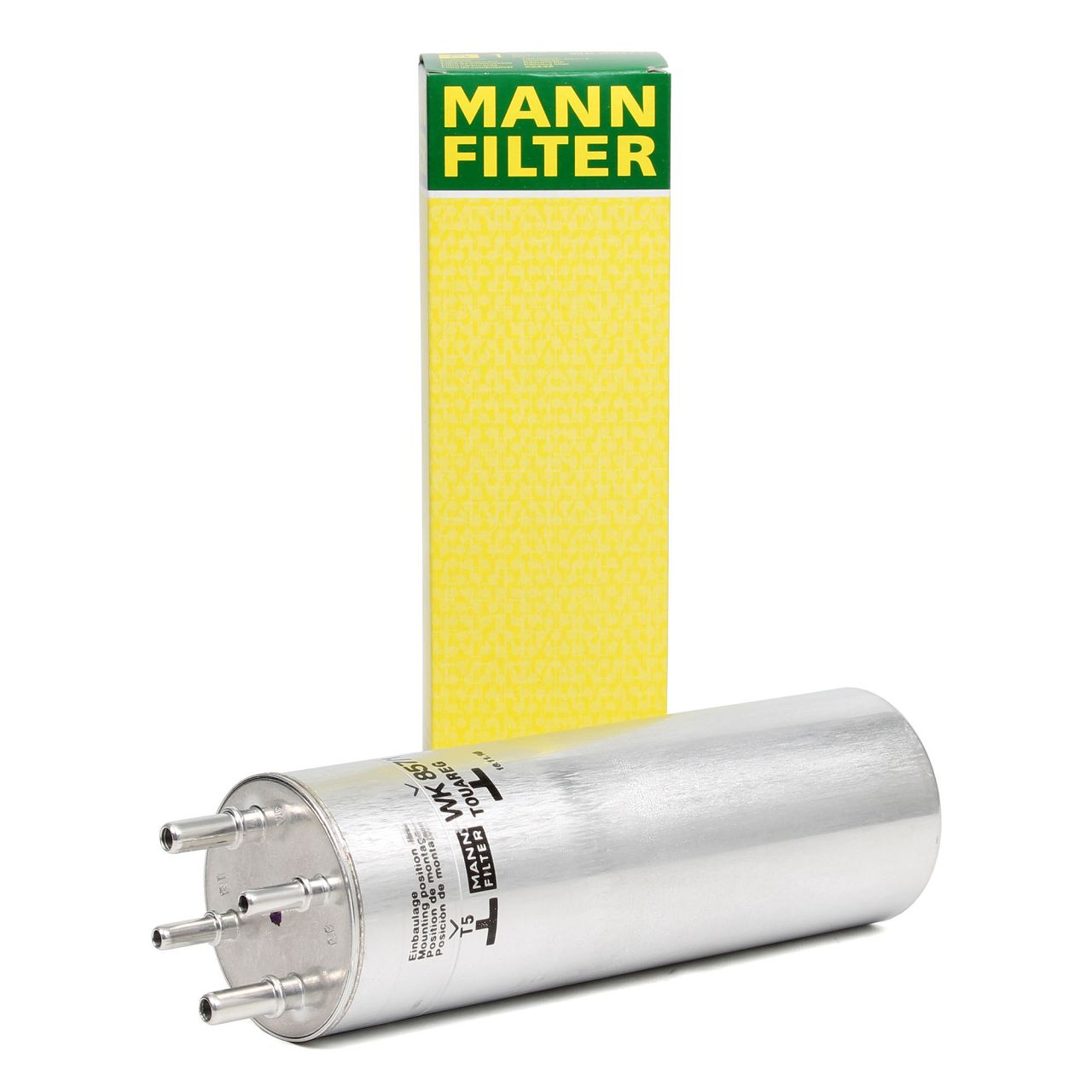MANN Kraftstofffilter Dieselfilter für VW TRANSPORTER T5 TOUAREG 1.9 bis 2.5 TDI