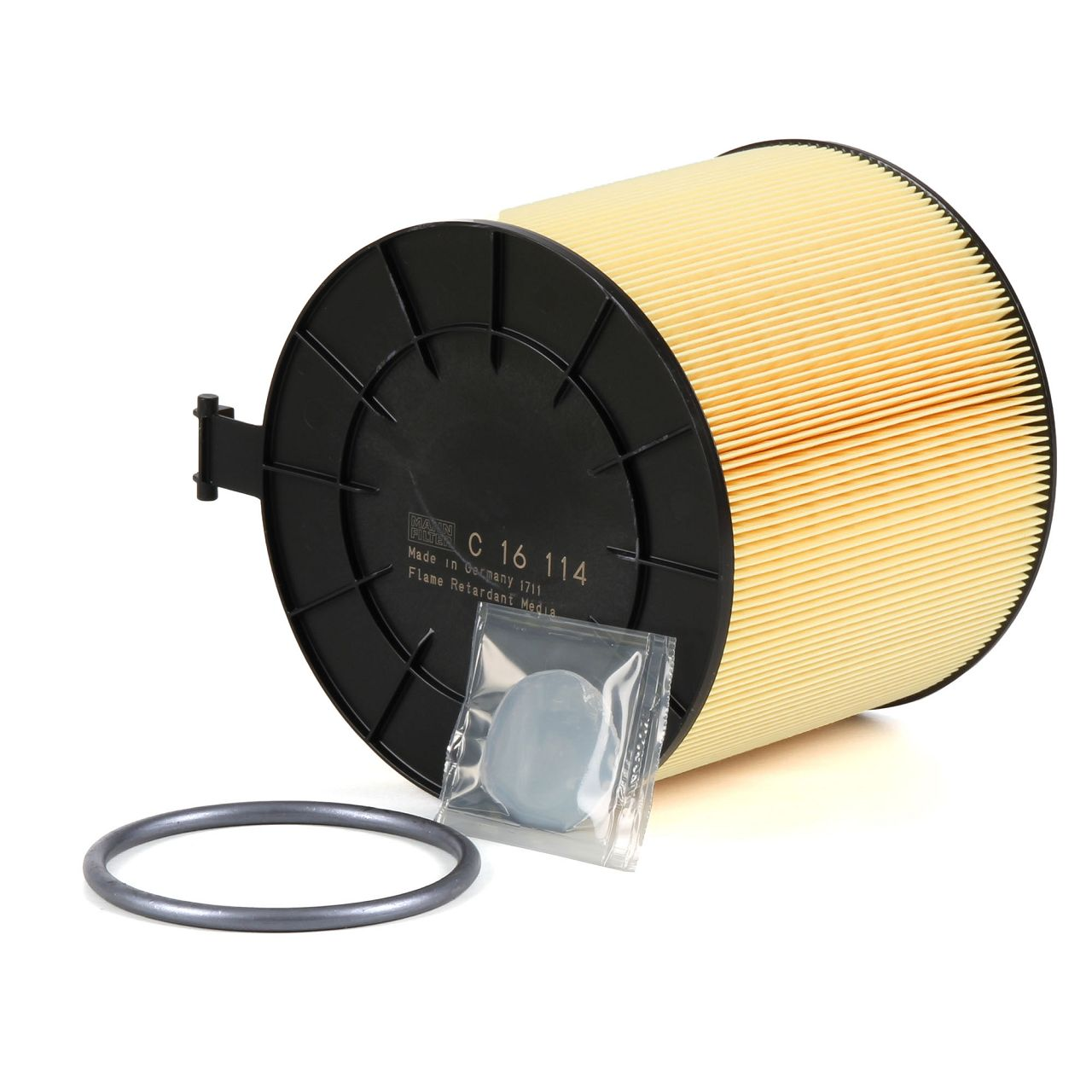 MANN Filterset für AUDI A4 (8K B8) A5 (8T 8F) Q5 (8R) 3.0 TFSI 3.2 FSI S4 S5