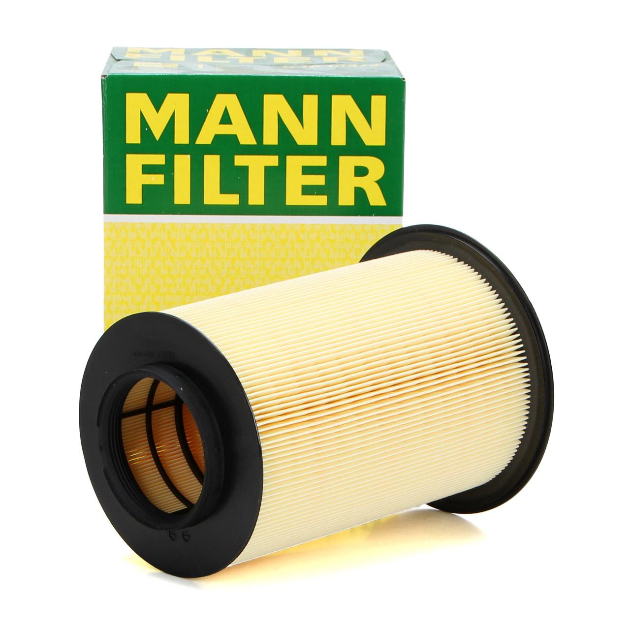 MANN C16134/2 Luftfilter FORD C-Max 1 2 Focus 2 MK2 3 MK3 Kuga 1 2 MAZDA VOLVO