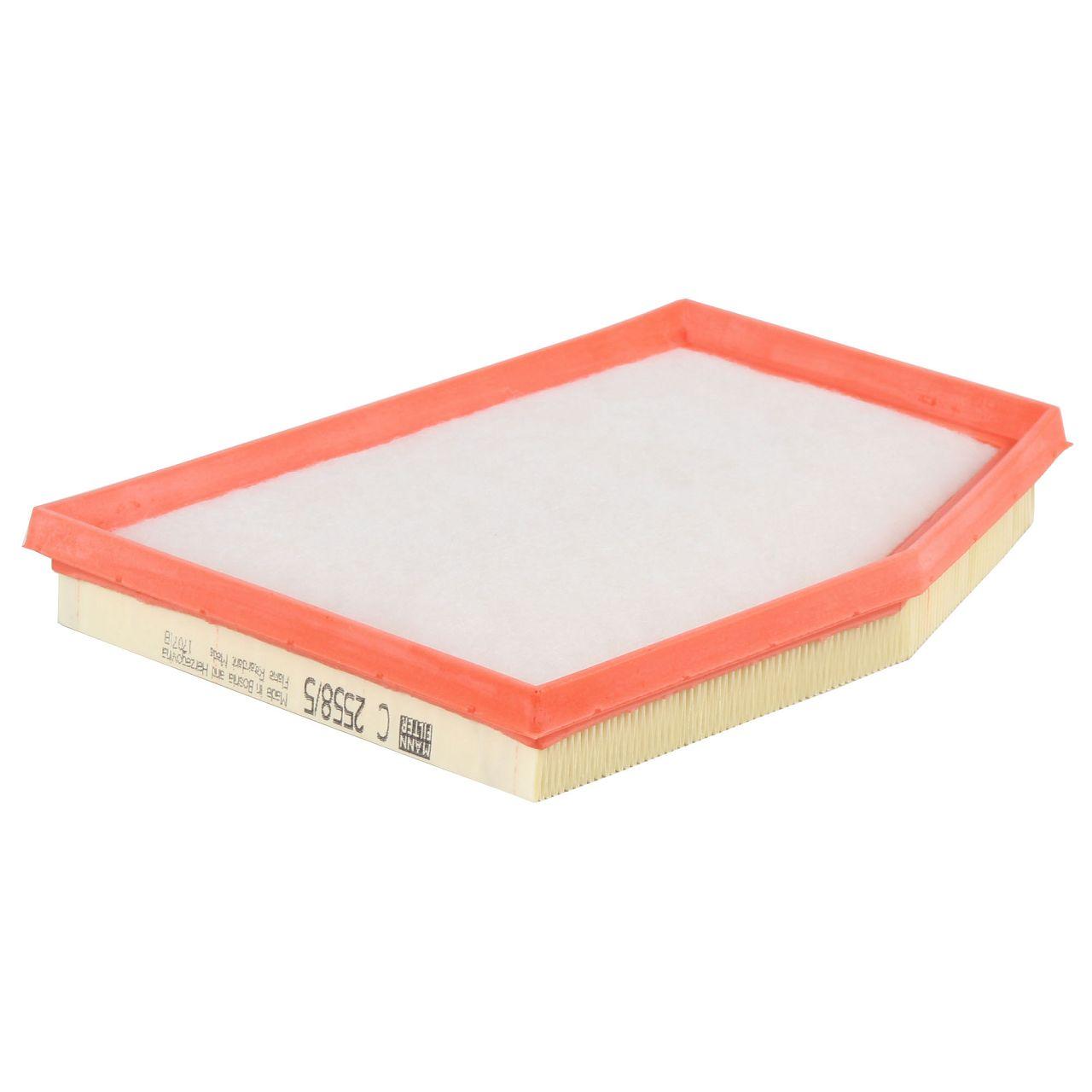 MANN Inspektionskit für PORSCHE BOXSTER (986) 2.5 + 2.7 + S 3.2 204-266 PS