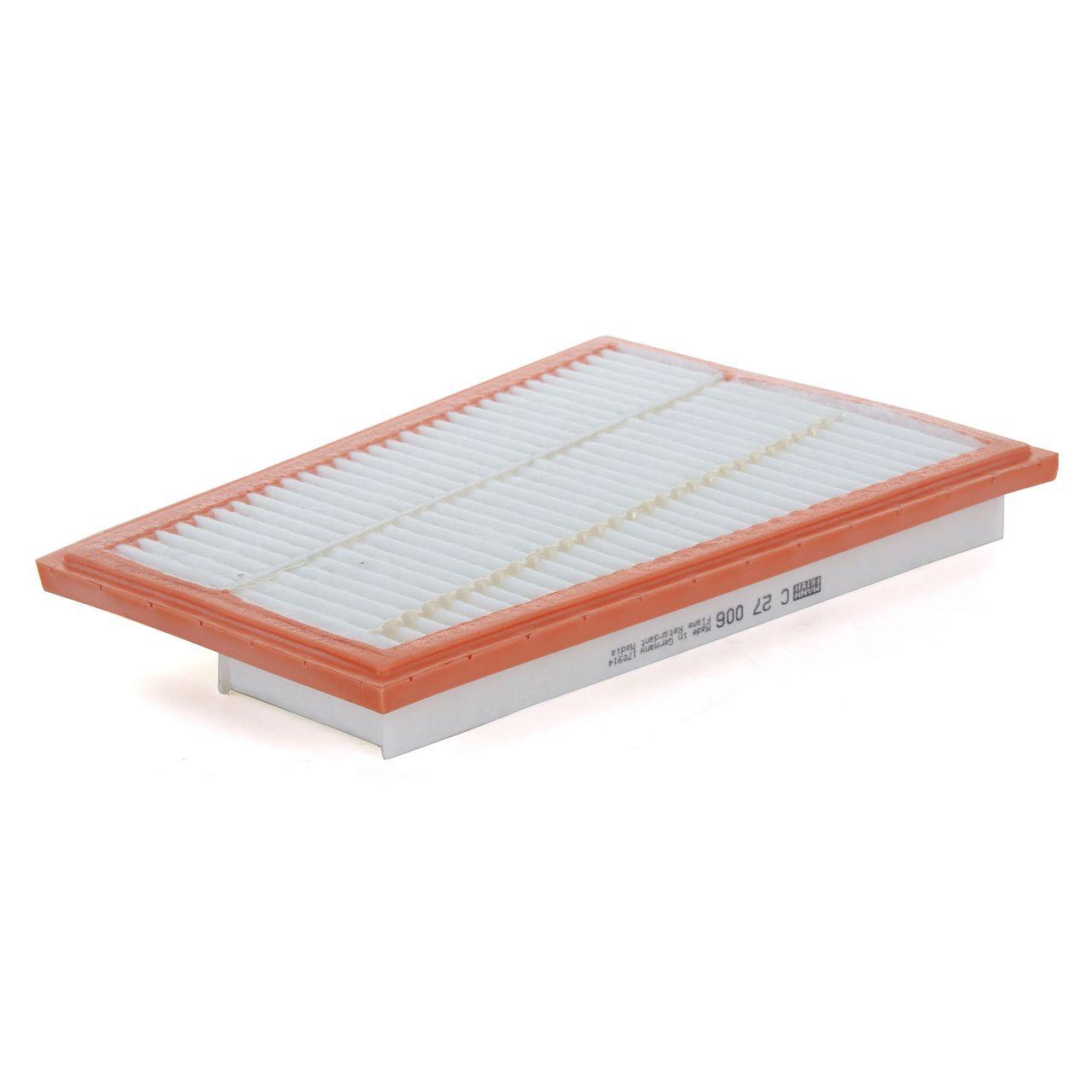MANN Filterset für MERCEDES GL X164 M-KLASSE W164 R-KLASSE W251 V251 280-350CDI
