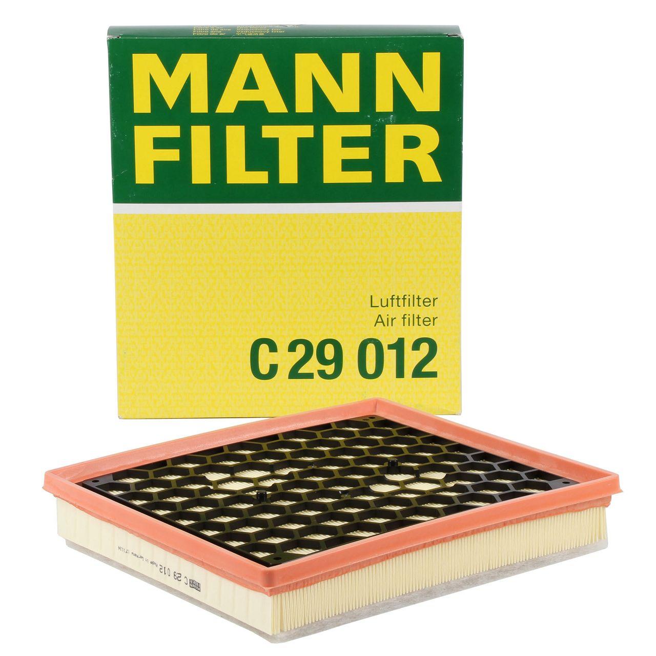 MANN C29012 Luftfilter Motorluftfilter für OPEL INSIGNIA A SAAB 9-5 (YS3G)