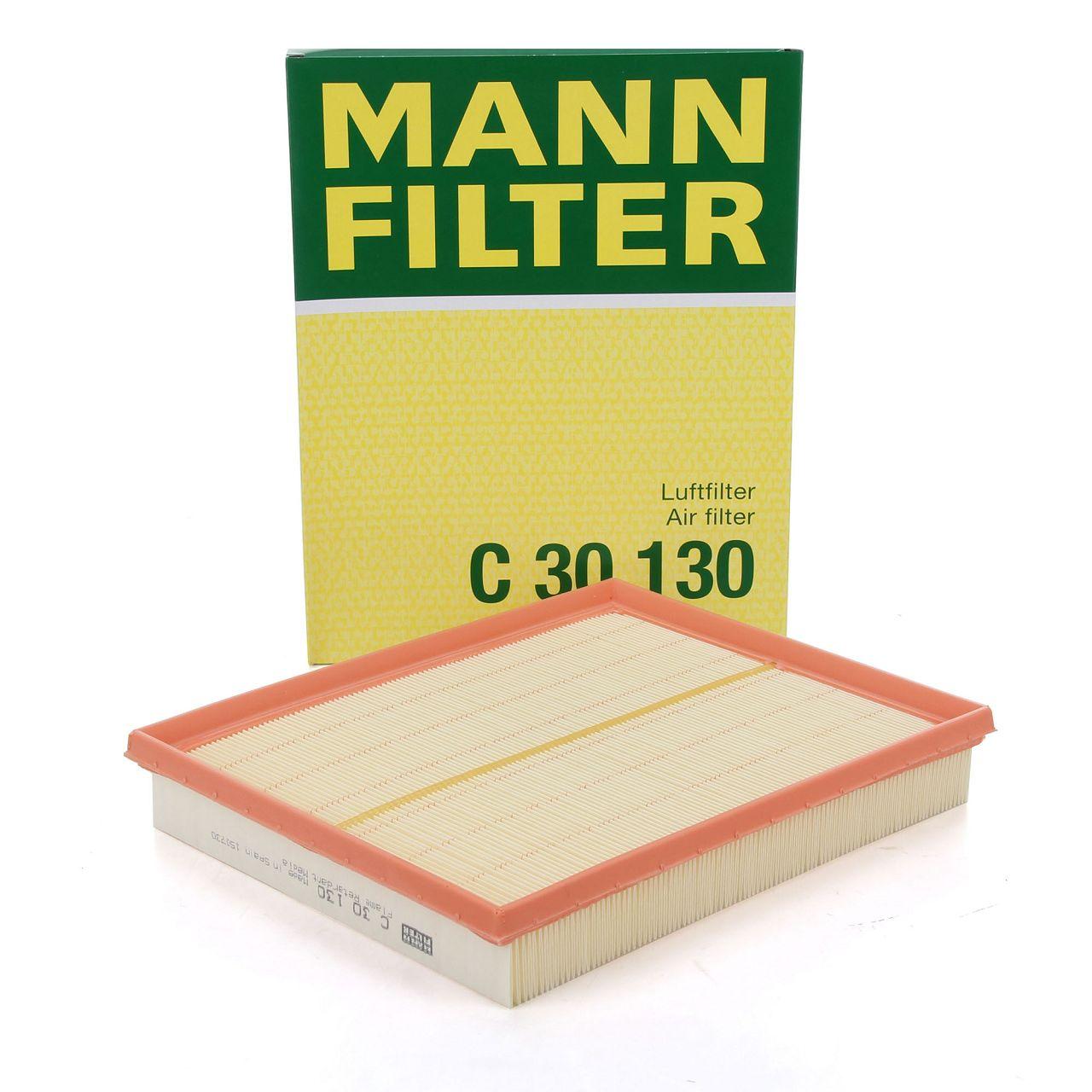 MANN C30130 Luftfilter Motorluftfilter für OPEL ASTRA G H SPEEDSTER ZAFIRA A B