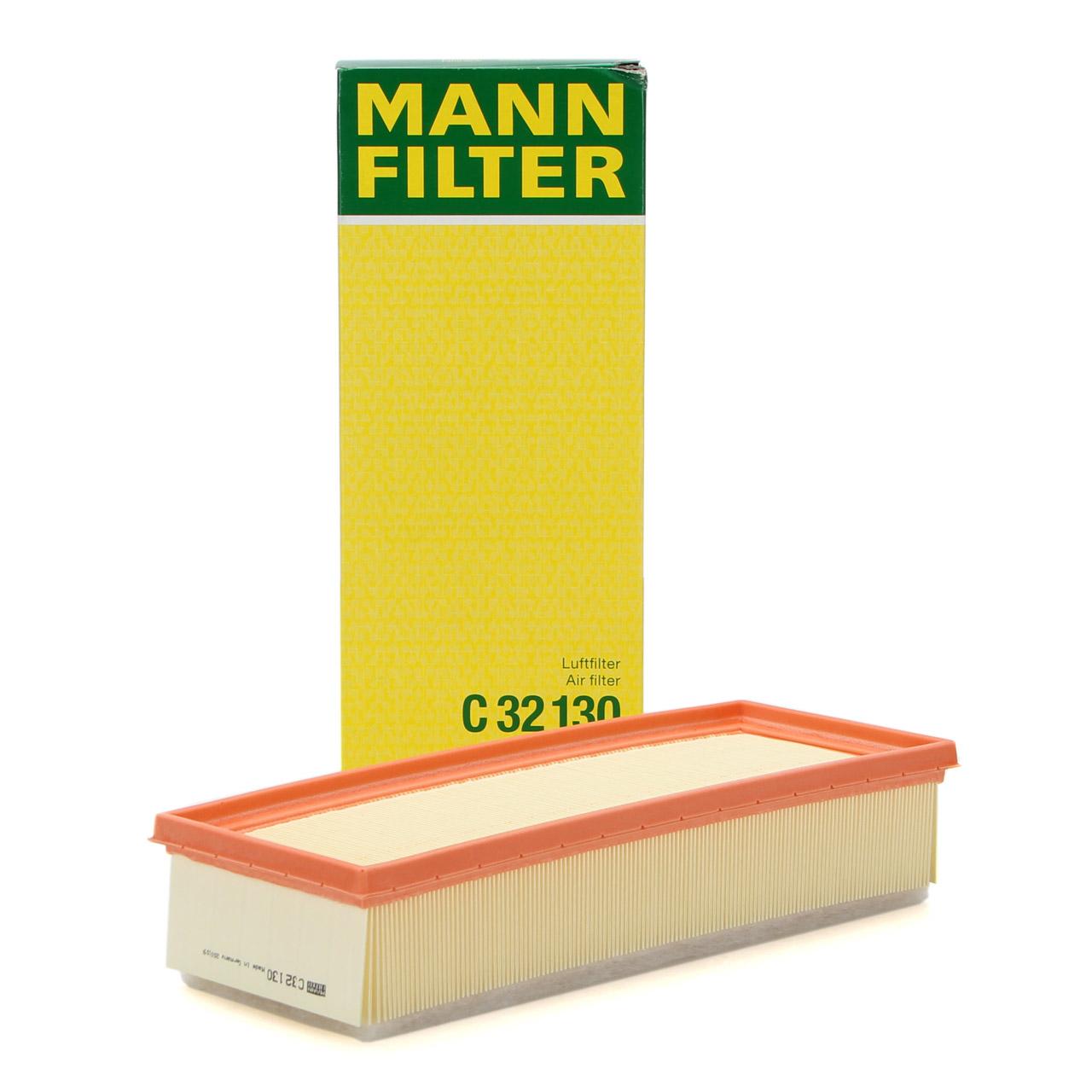 MANN C32130 Luftfilter AUDI A4 (B8) A5 (8T 8F) Q5 (8R) 1.8/2.0 TFSI 2.0 TDI