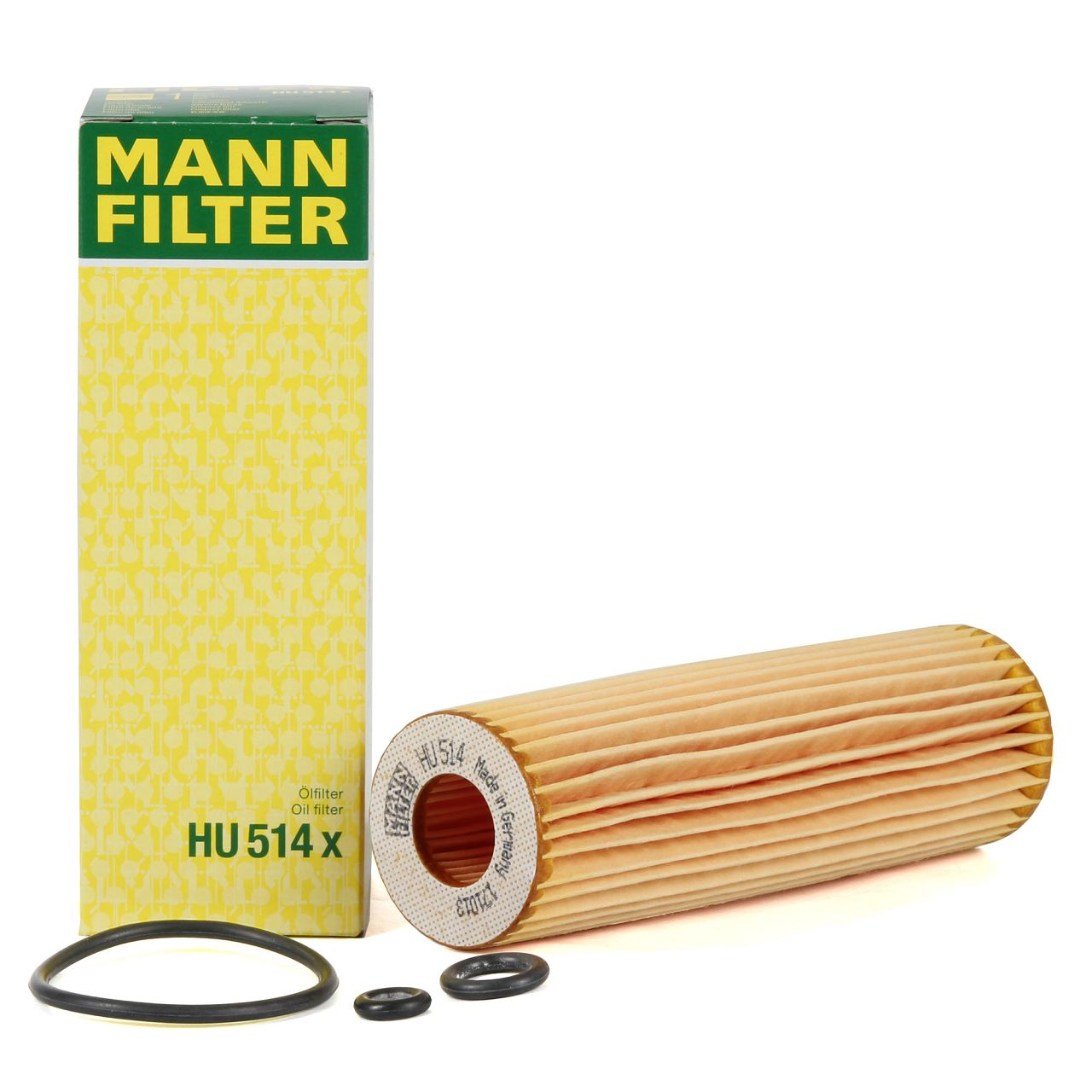MANN HU514x Ölfilter MERCEDES W203 W204 C209 A209 W211 W212 R172 Sprinter (906)