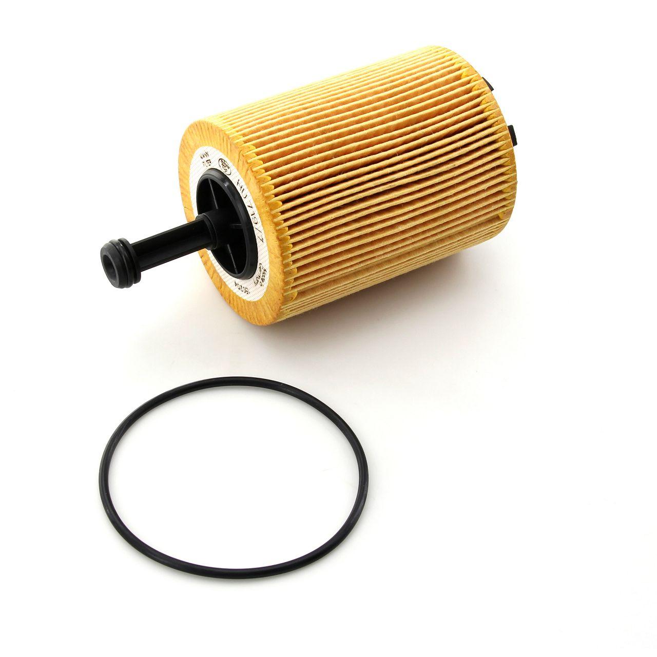 MANN Filterpaket Filterset für AUDI A2 (8Z0) 1.2 TDI 61 PS + 1.4 TDI 75/90 PS