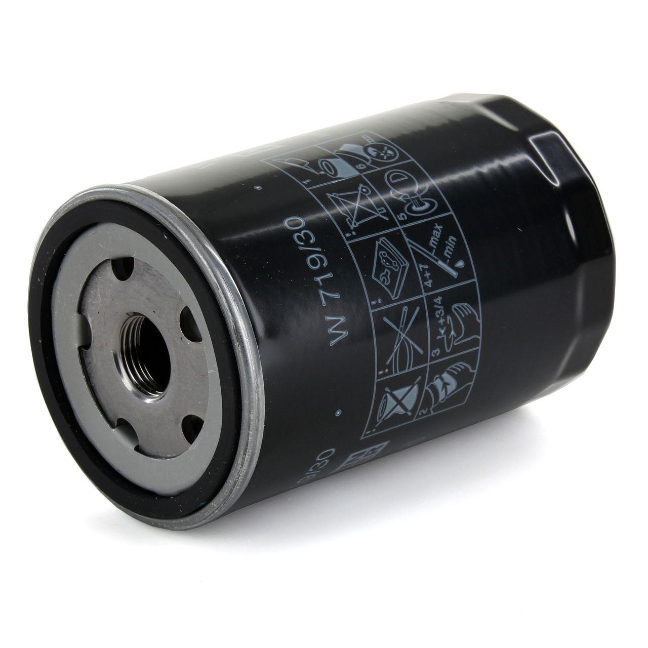 MANN Filterpaket Filterset für VW MULTIVAN TRANSPORTER T5 2.0 115 PS