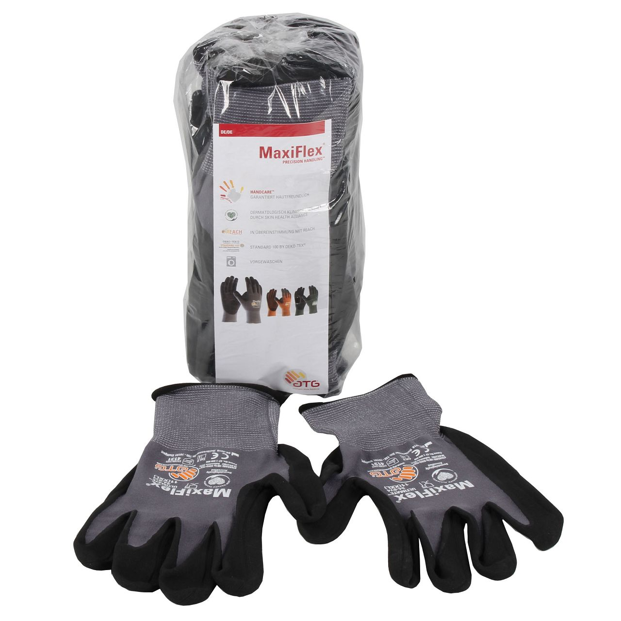 MAXIFLEX Ultimate ATG Texxor Handschuhe Arbeitshandschuhe Größe 11 / XXL 1 Paar