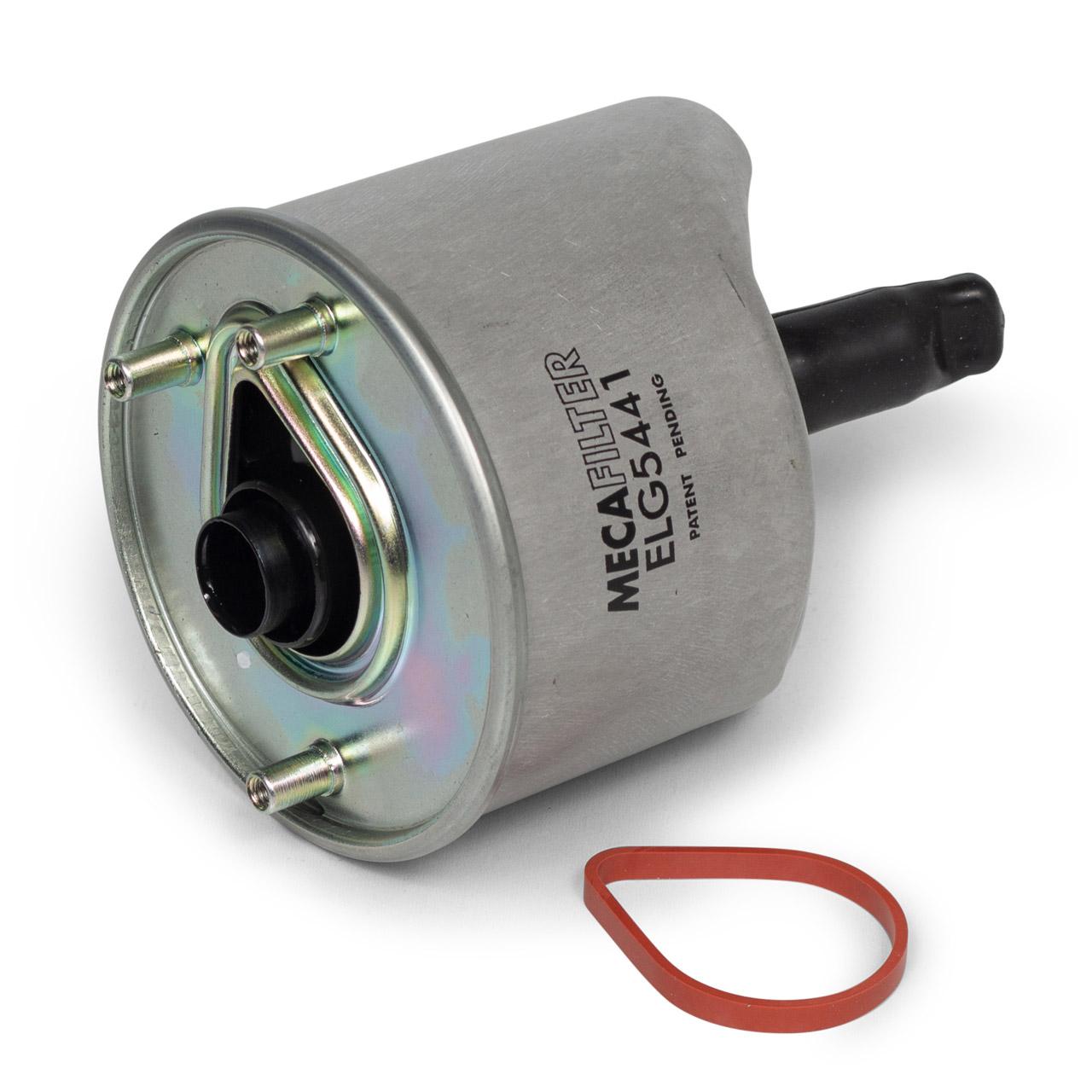 MECAFILTER Kraftstofffilter Dieselfilter FORD Focus III Mondeo IV V 1.4-1.6 TDCi 1780195