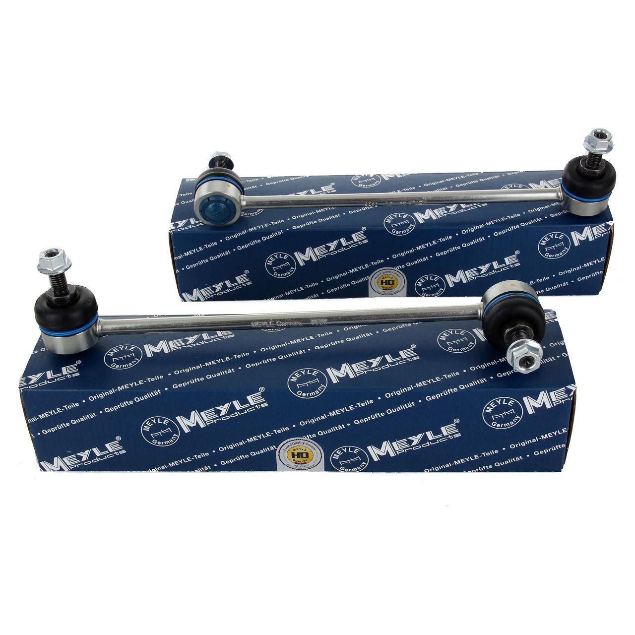 2x MEYLE HD Koppelstange MERCEDES C-Klasse W203 S208 CL203 CLK C209 A209 vorne