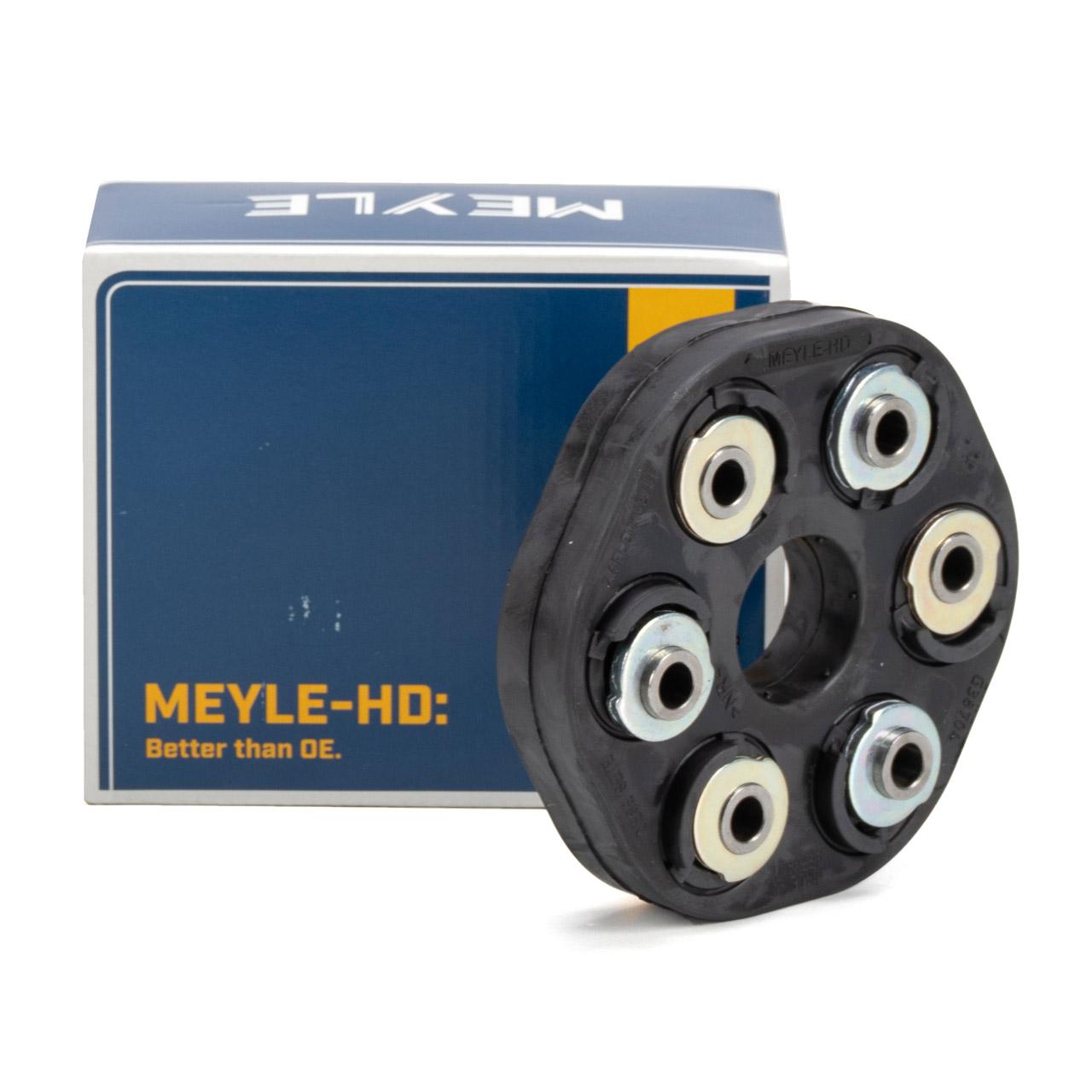 MEYLE HD 0141523116HD VERSTÄRKT Gelenkscheibe MERCEDES 190 W201 W124 S124 W126 1244110415