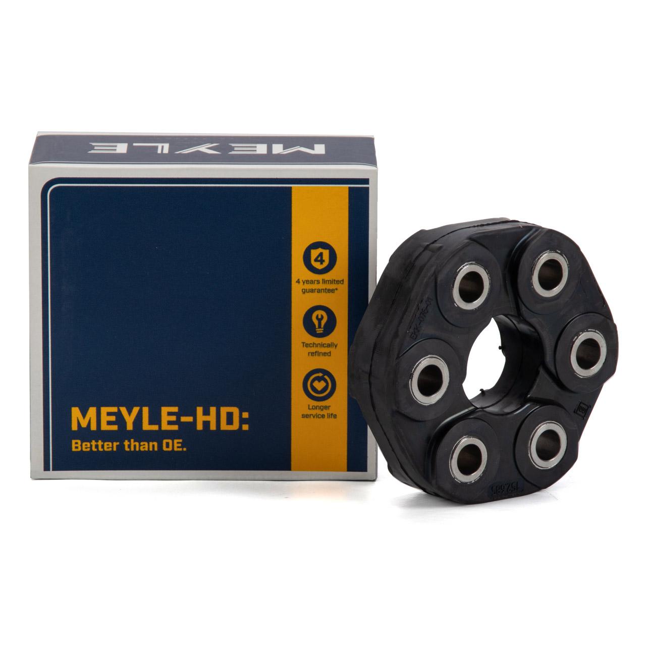MEYLE HD Hardyscheibe Gelenkscheibe BMW 1er F20 3er E36 5er E39 26111227869
