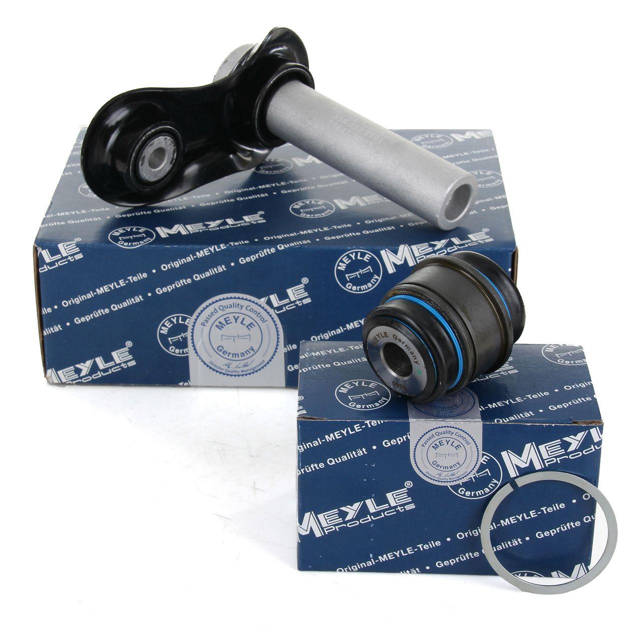 MEYLE Kugelgelenk + Integrallenker für BMW E39 E60 E61 E63 E64 E38 E65-67 hinten